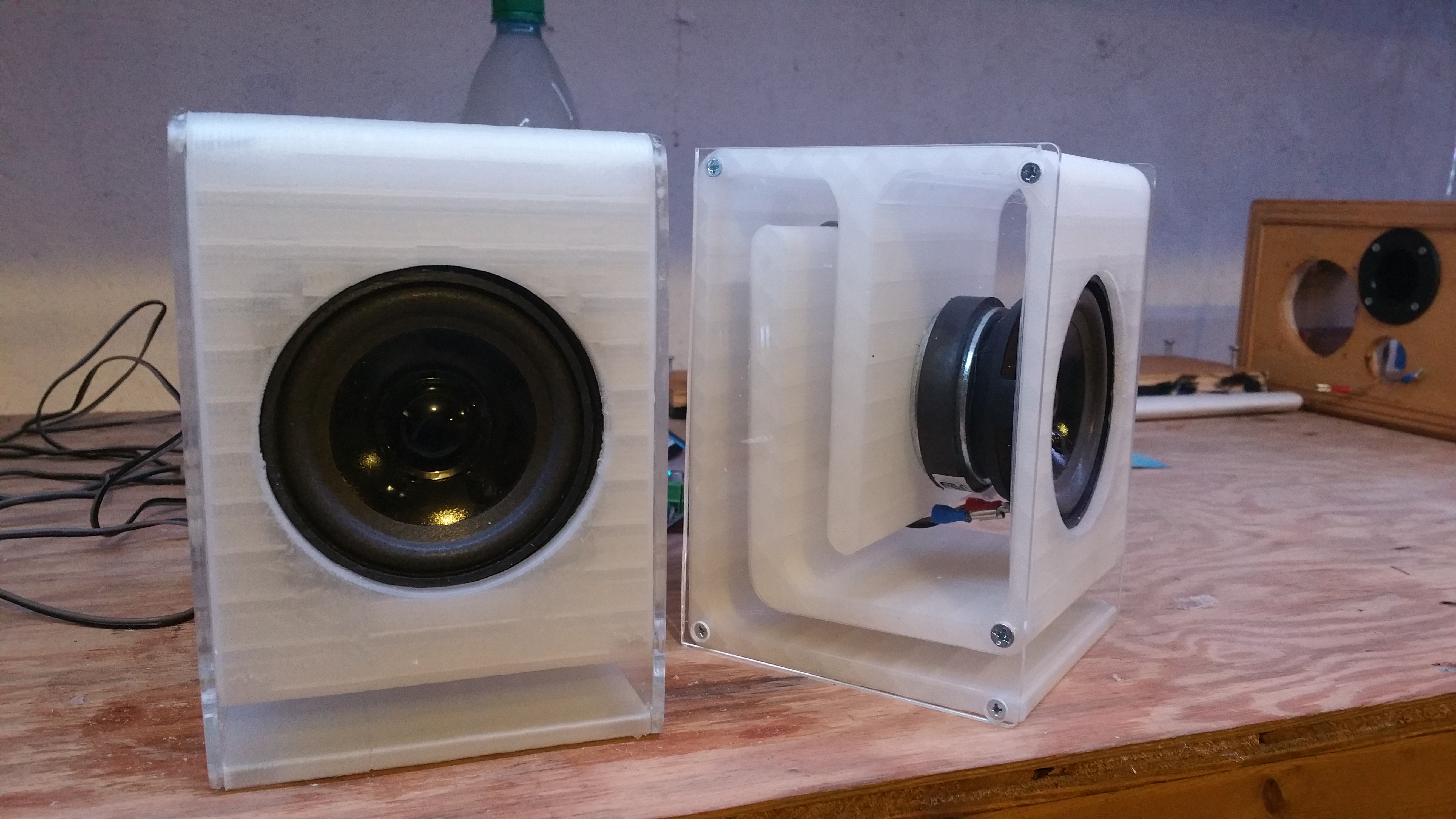 3 inch Speaker Box by Landluger - Thingiverse
