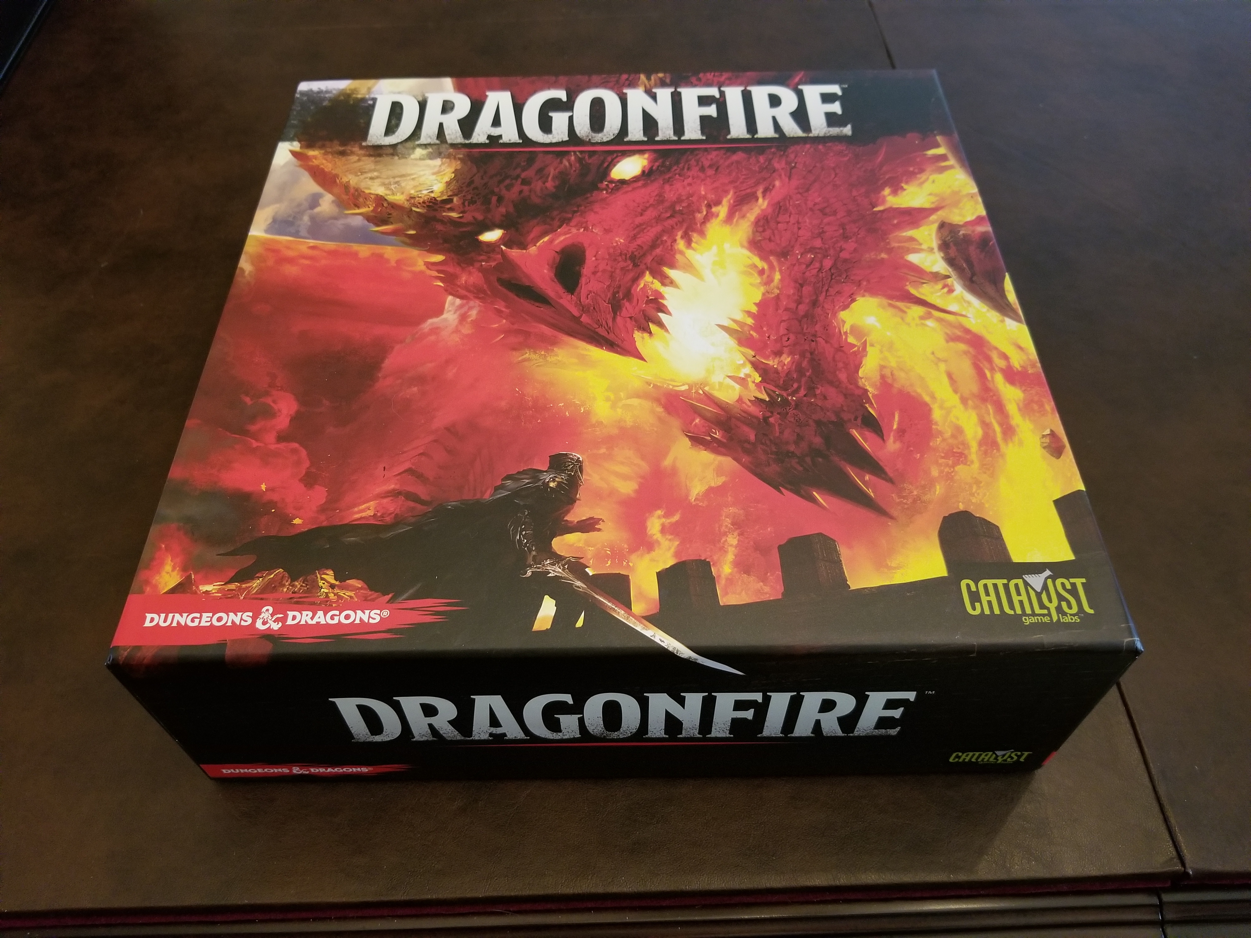 Dragonfire (Catalyst Games) organizer by Jeffro308 - Thingiverse