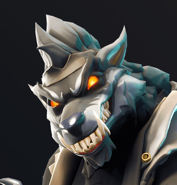 Fortnite Wolf Head Mask By Jace1969 Thingiverse