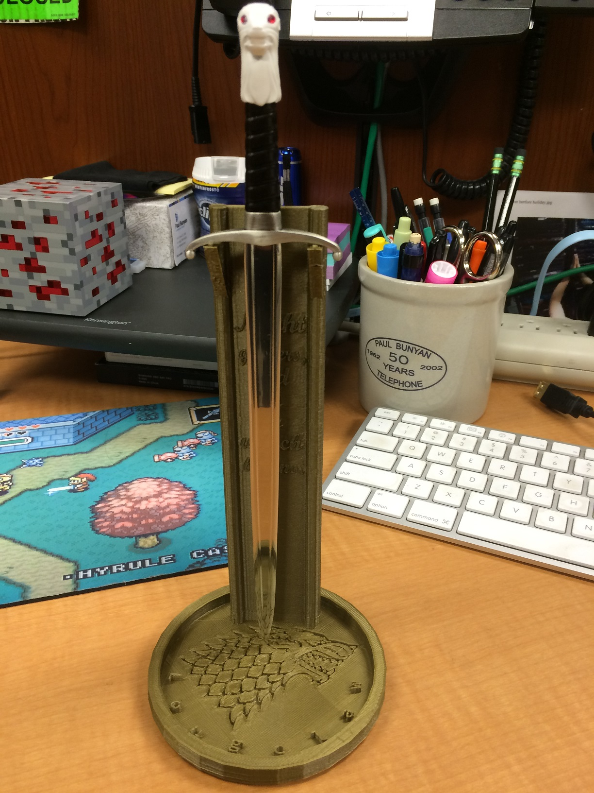 Longclaw Letter Opener Stand by Jesshield   Thingiverse