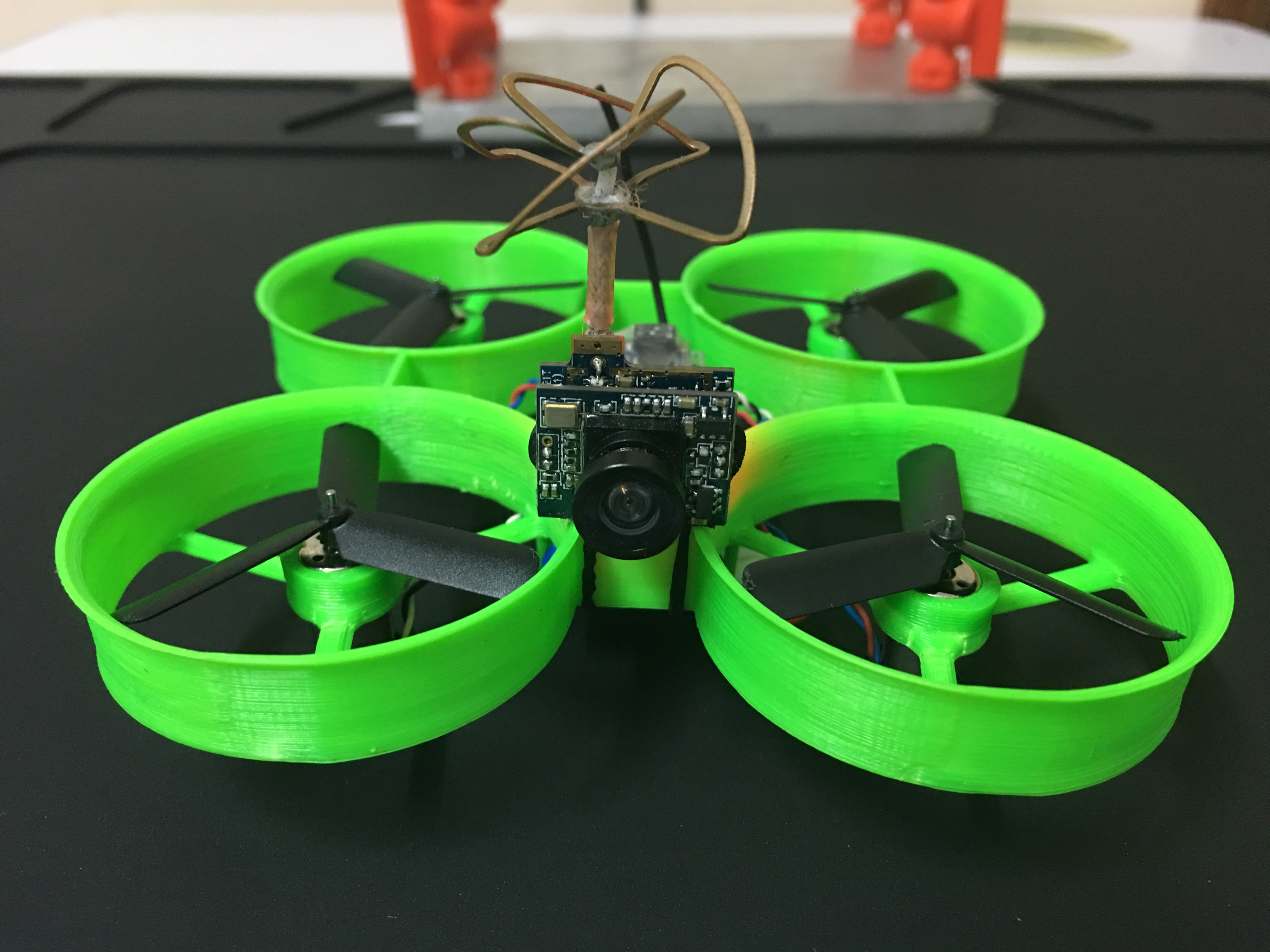 Ducted Micro Frame by Phredie - Thingiverse