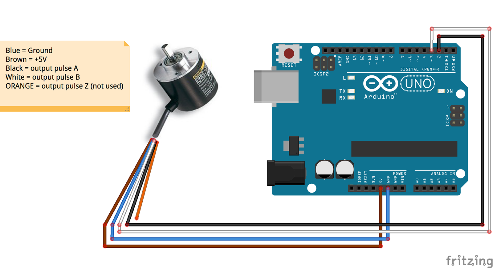 Rotary Encoder Tutorial with Arduino Code - YouTube