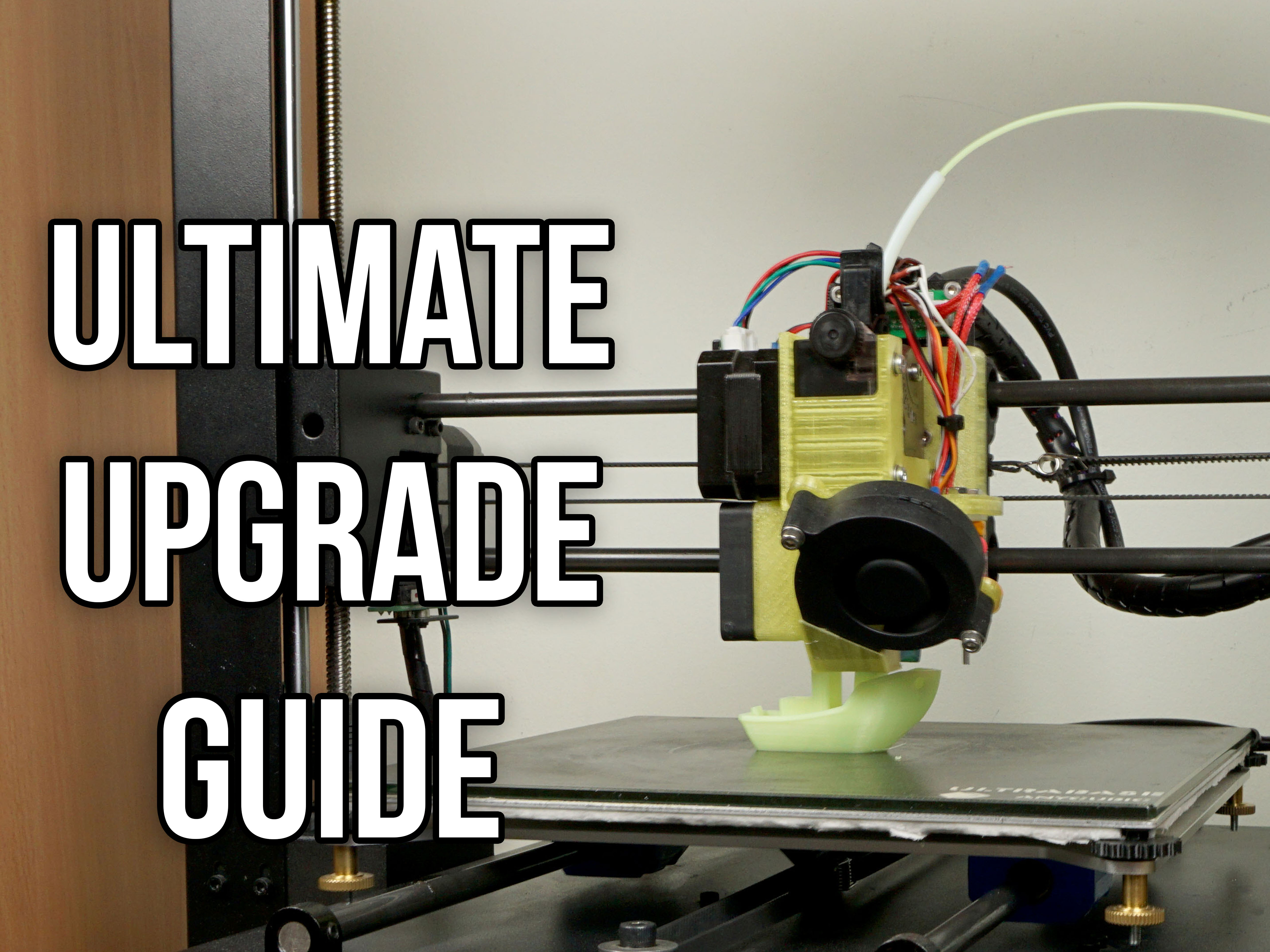 Anycubic I3 Mega ULTIMATE Upgrade Guide by petrzmax - Thingiverse