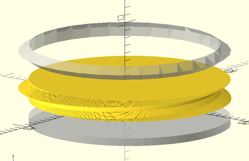 Example OpenSCAD Screw Thread Transformation by Jamie_K - Thingiverse