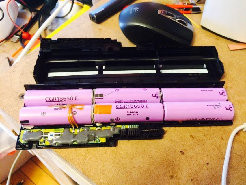 Fatshark Battery Case For 18650 Batteries By Mochaboy