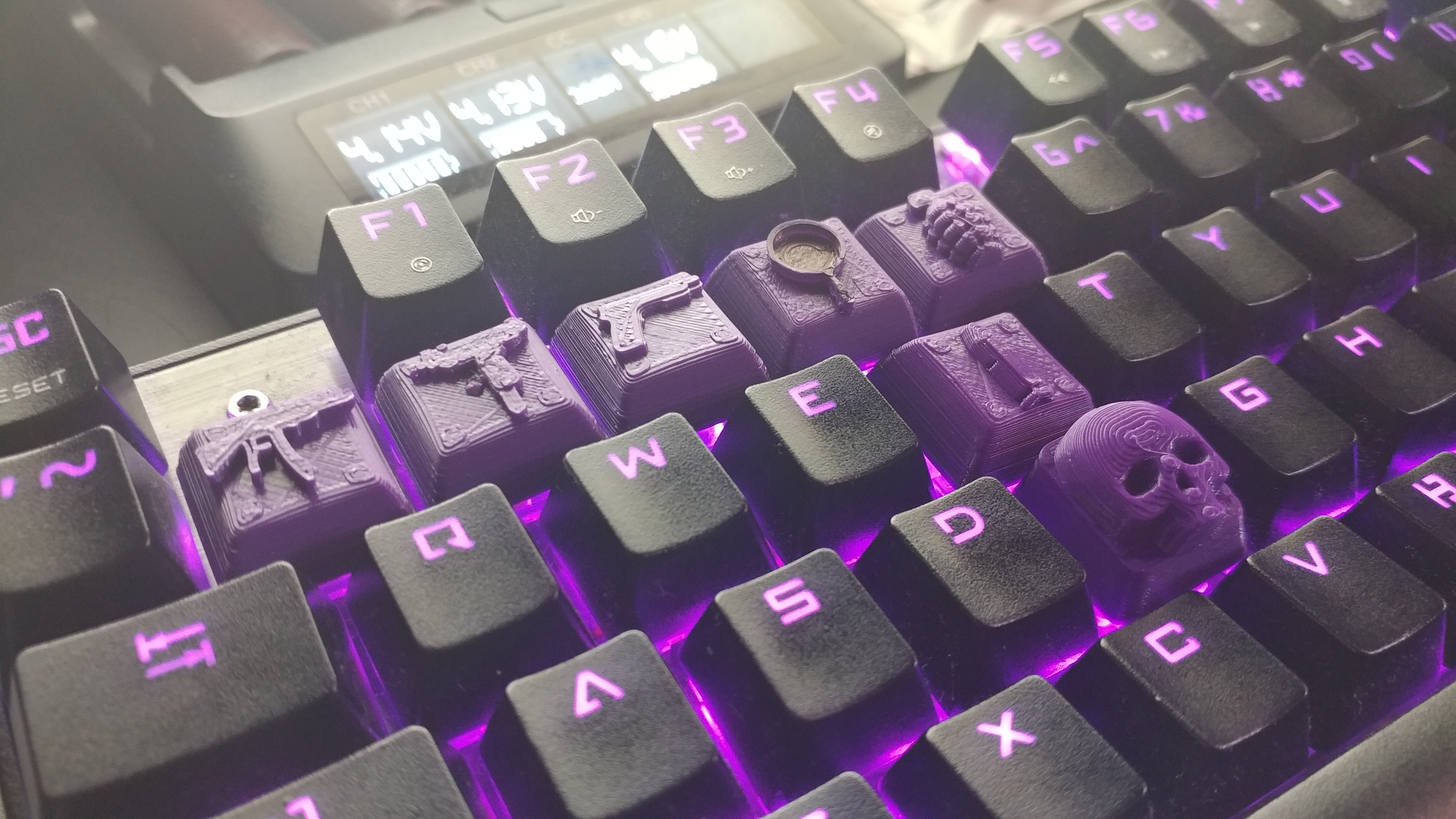 PUBG Cherry MX Keycaps by iTzOminousTic - Thingiverse