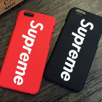release date: 559a0 0ef24 iPhone 7/8+ Supreme Case by TheRegularGuyYT - Thingiverse