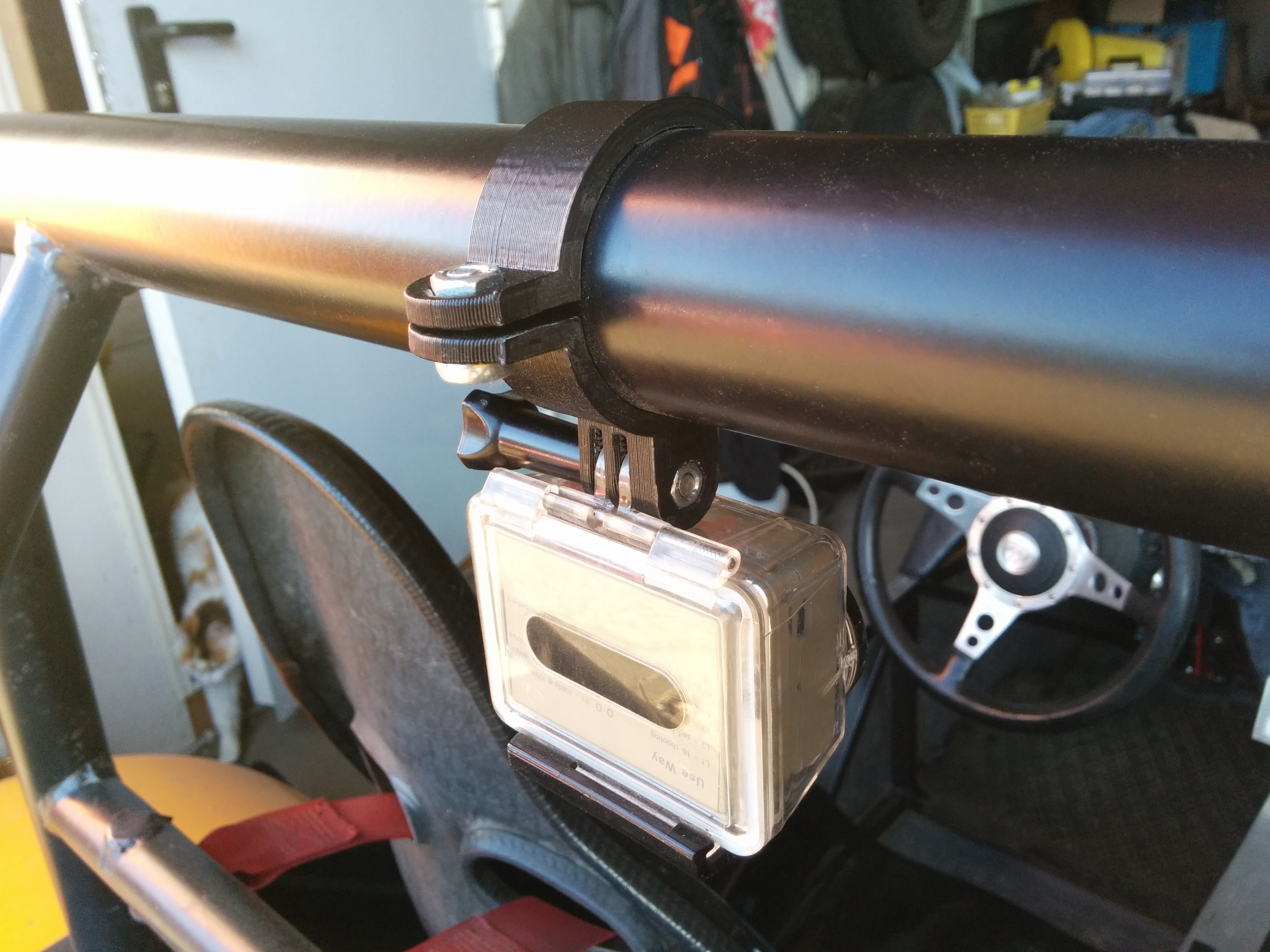 Armoured Vehicles Latin America ⁓ These Gopro Roll Bar Mount