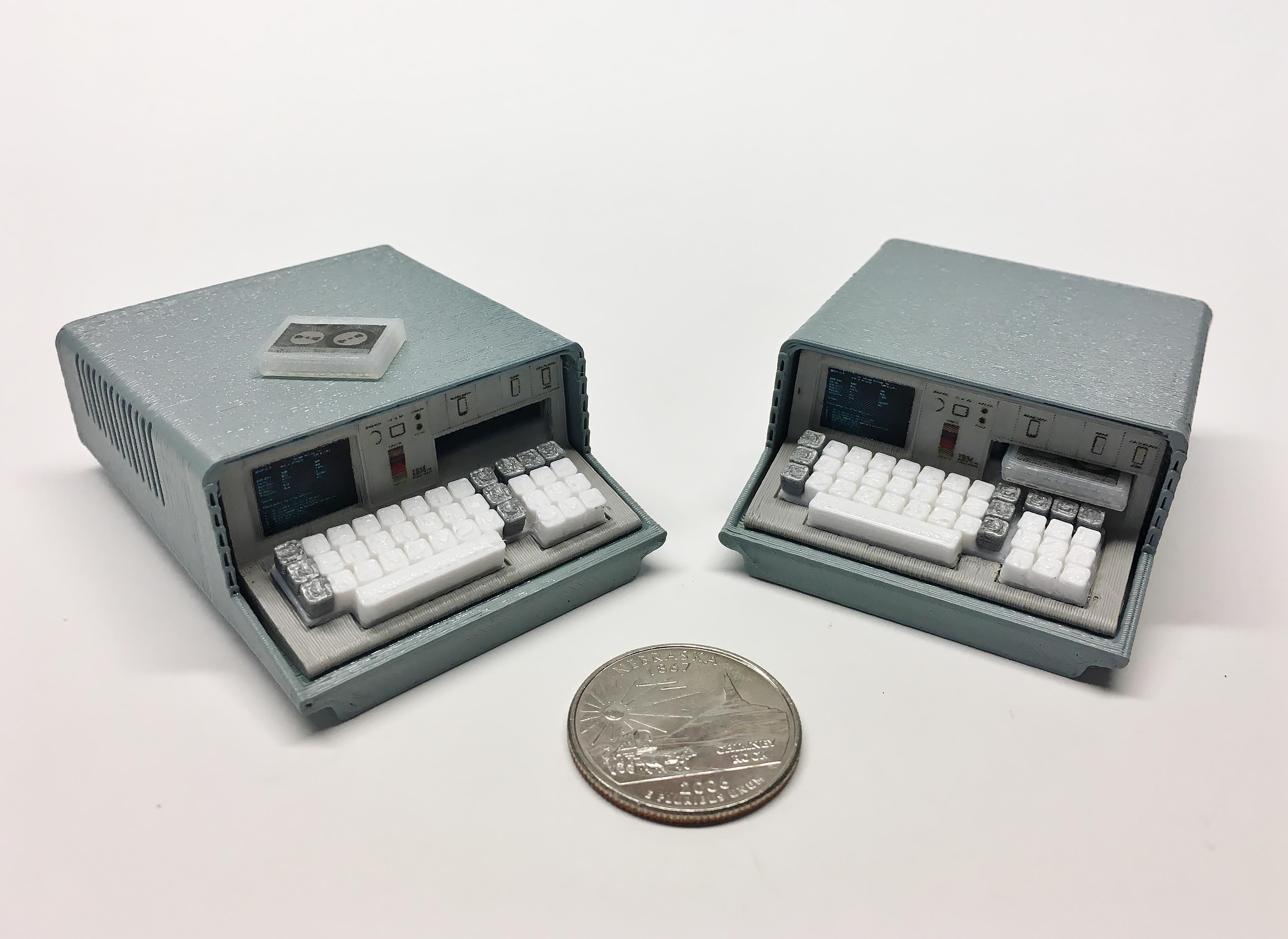 Mini IBM 5100 by RabbitEngineering - Thingiverse