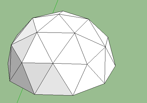 Dean\'s Geodesic Dome and N-gon Pyramid Maker by M_G - Thingiverse