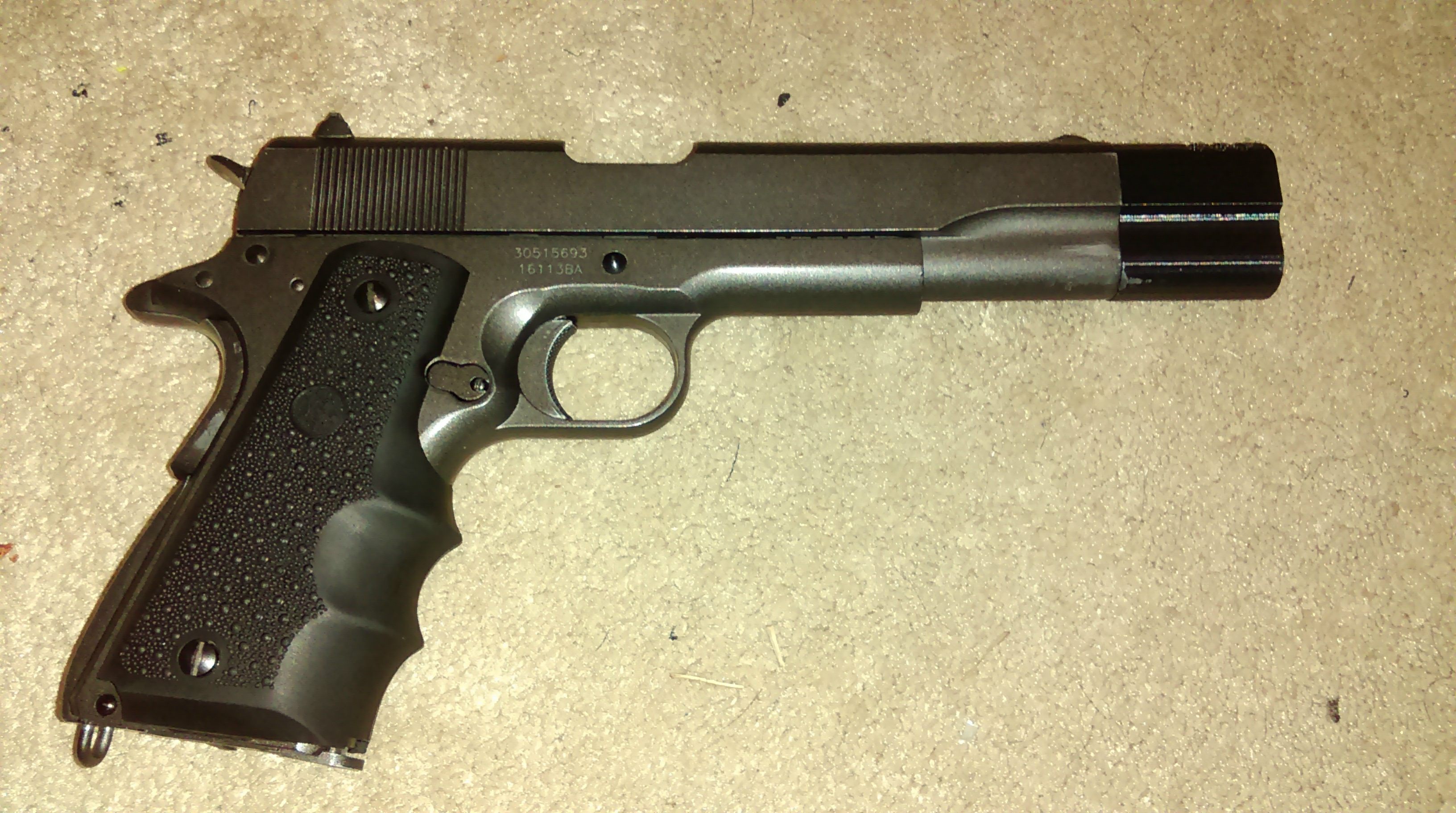 Airsoft 1911 Compensator by enone - Thingiverse