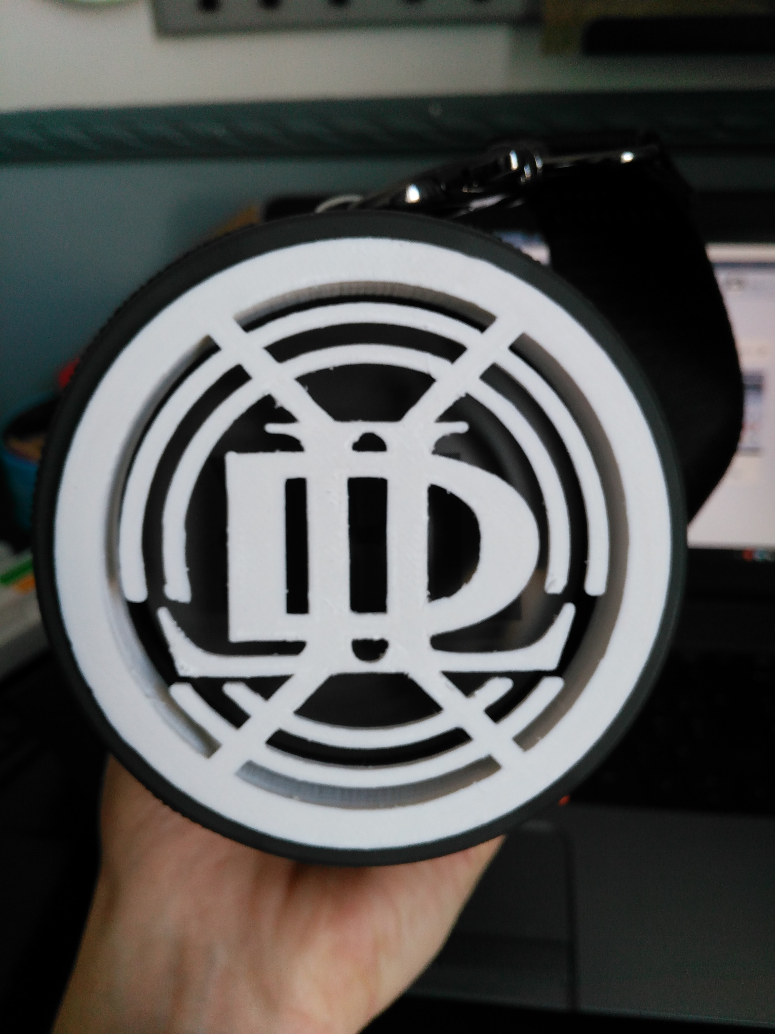JBL Extreme Bass Radiator cover by Poupediepapedie - Thingiverse