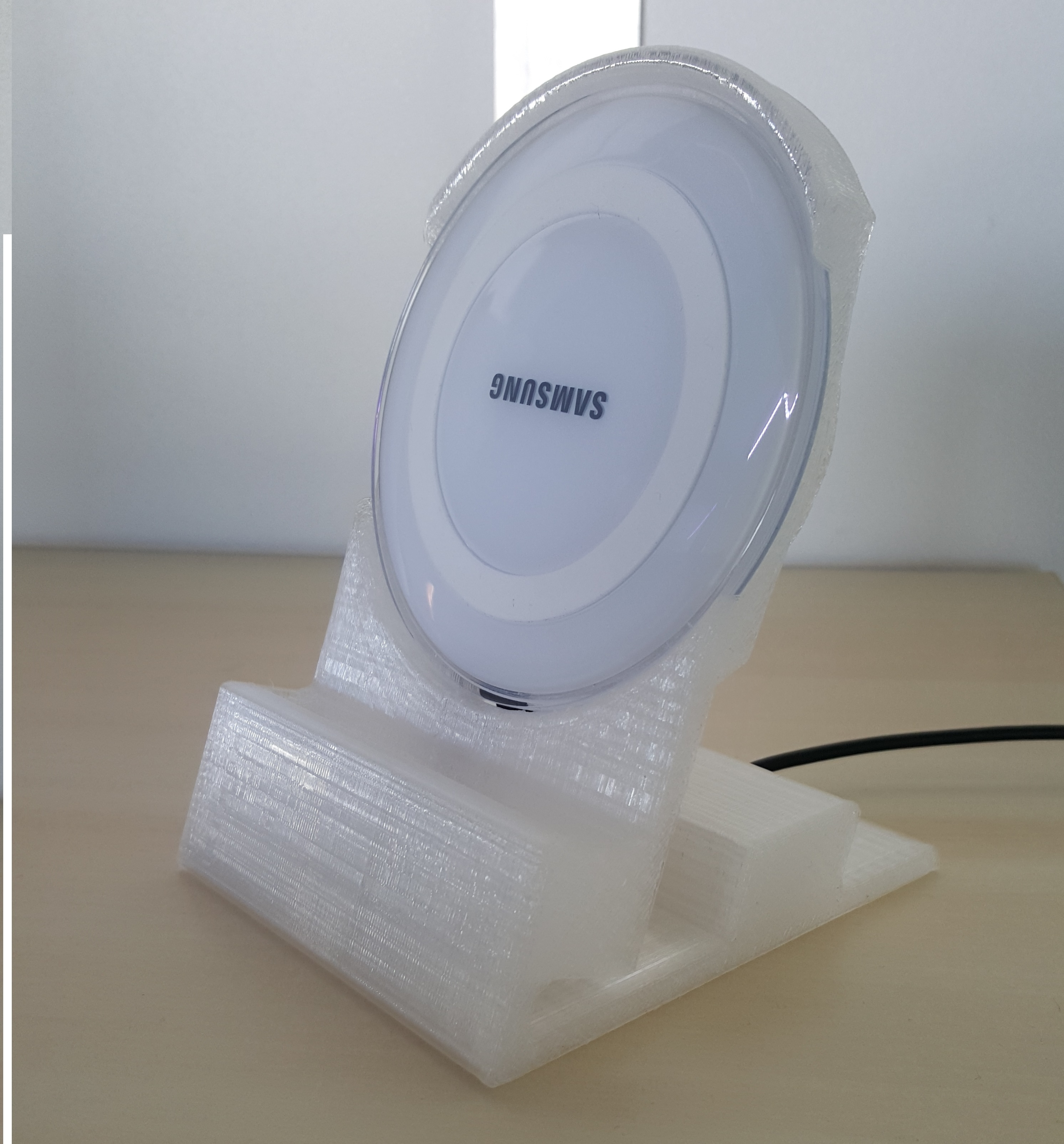 Chargeur Induction Compatible Iphone