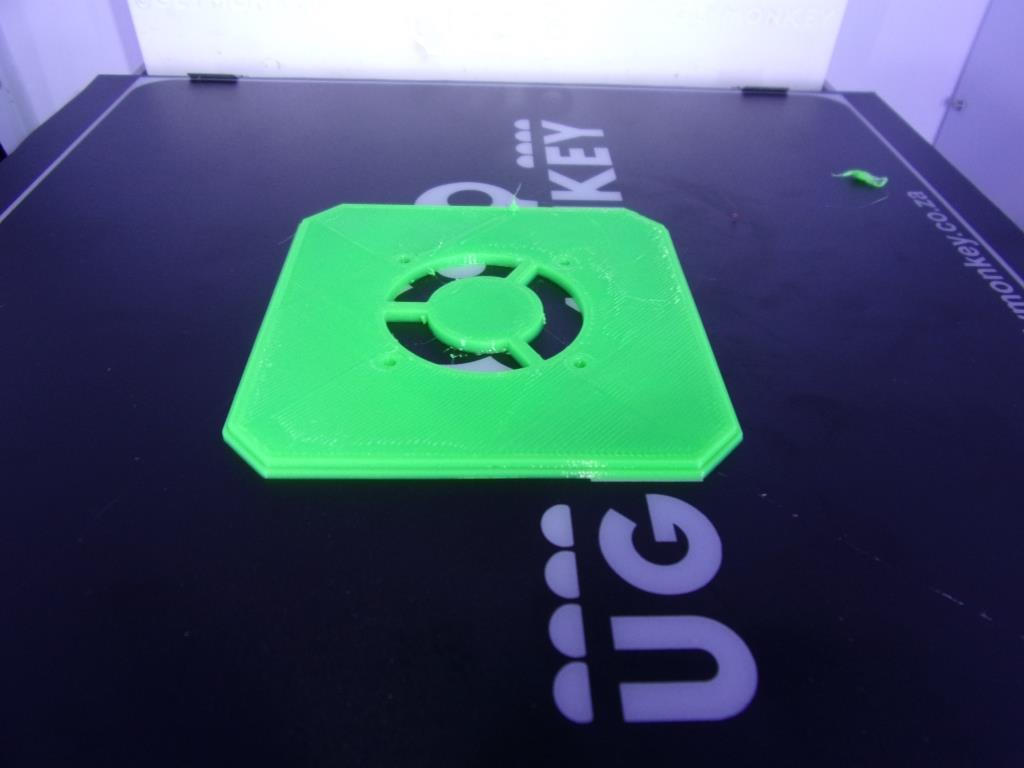 X96 mini case with active cooling by Henry2501 - Thingiverse