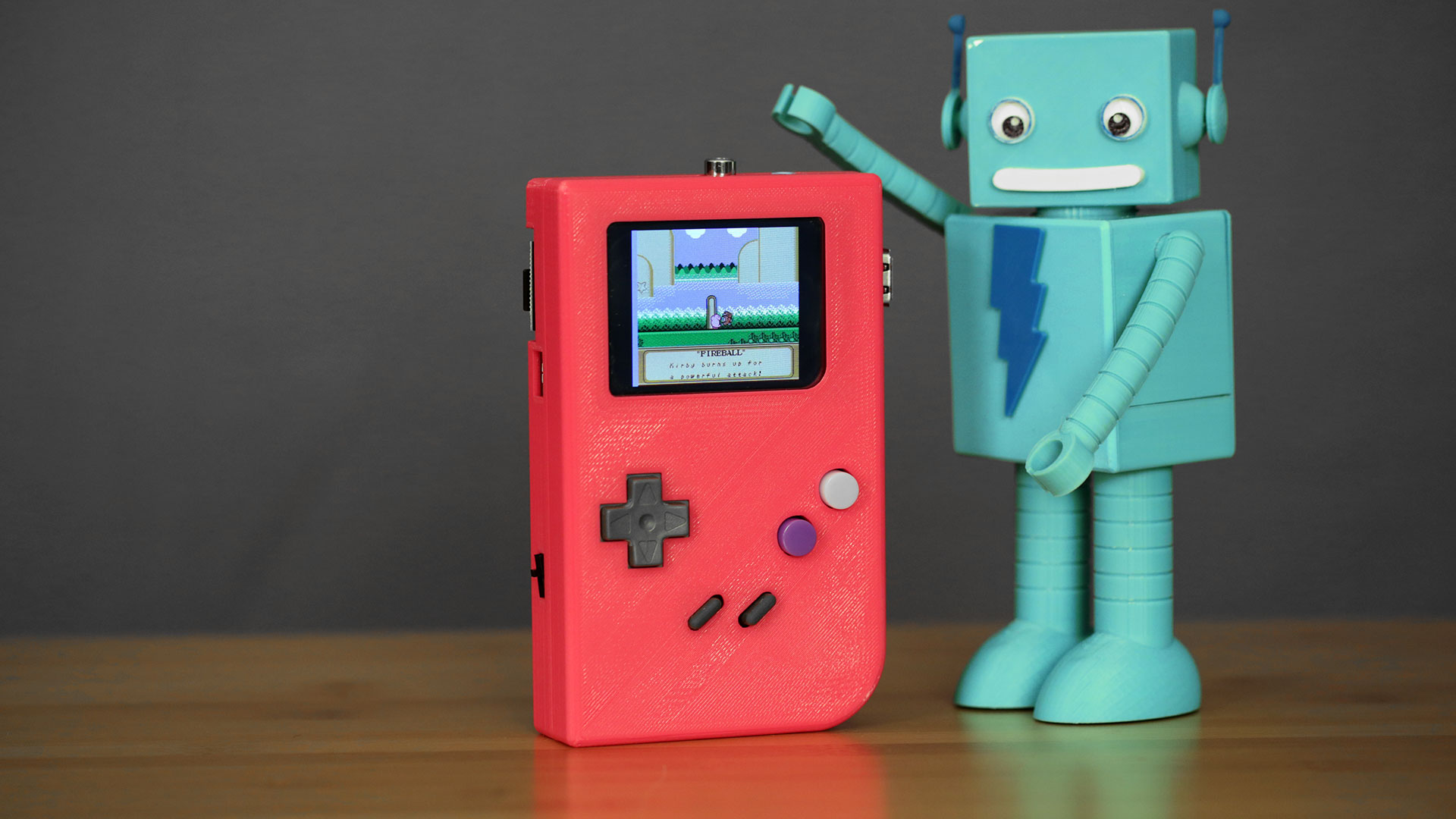 Diy Raspberry Pi Gameboy By Adafruit Thingiverse Making Systems Circuit Jul 2 2014 View Original