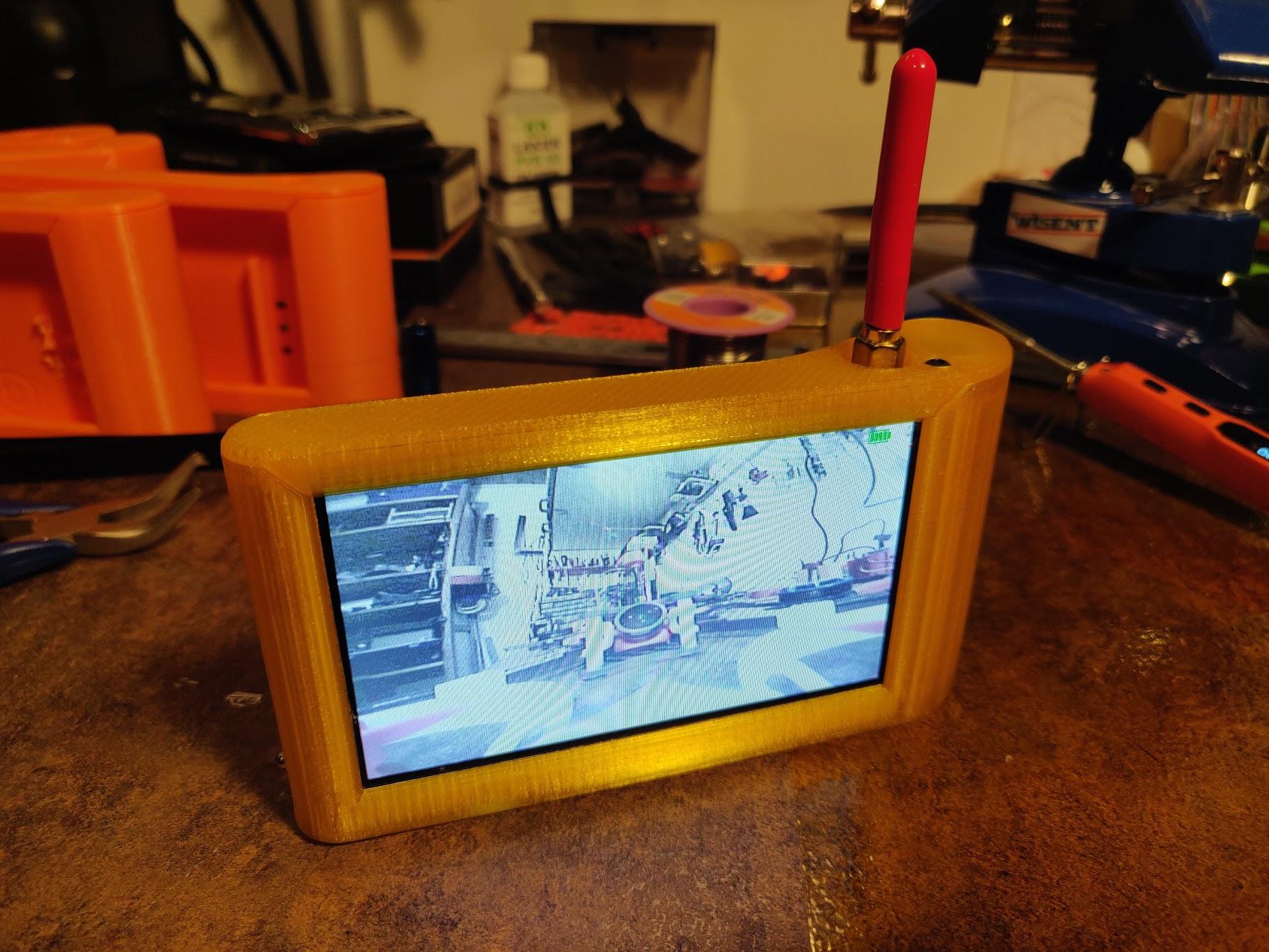 FPV (cheapo) monitor