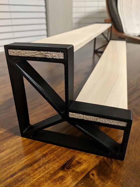 easy brackets for spice rack shelves by codysechelski thingiverse rh thingiverse com