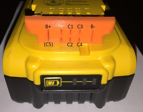 Dewalt 18 Volt To Dewalt Lithium Ion 20 Volt Adapter