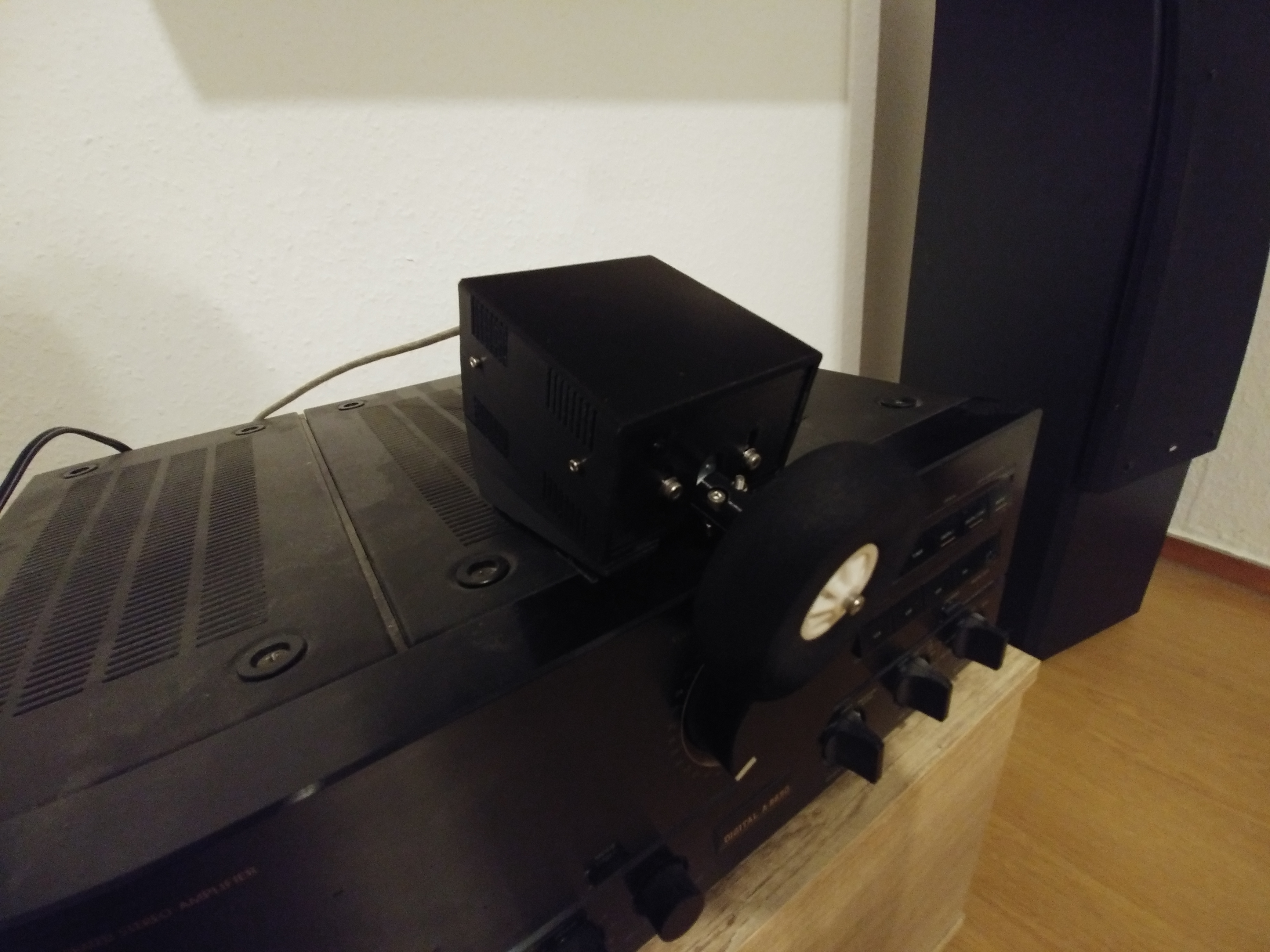 Onkyo Amplifier Mechanical IR Remote by Qgel - Thingiverse