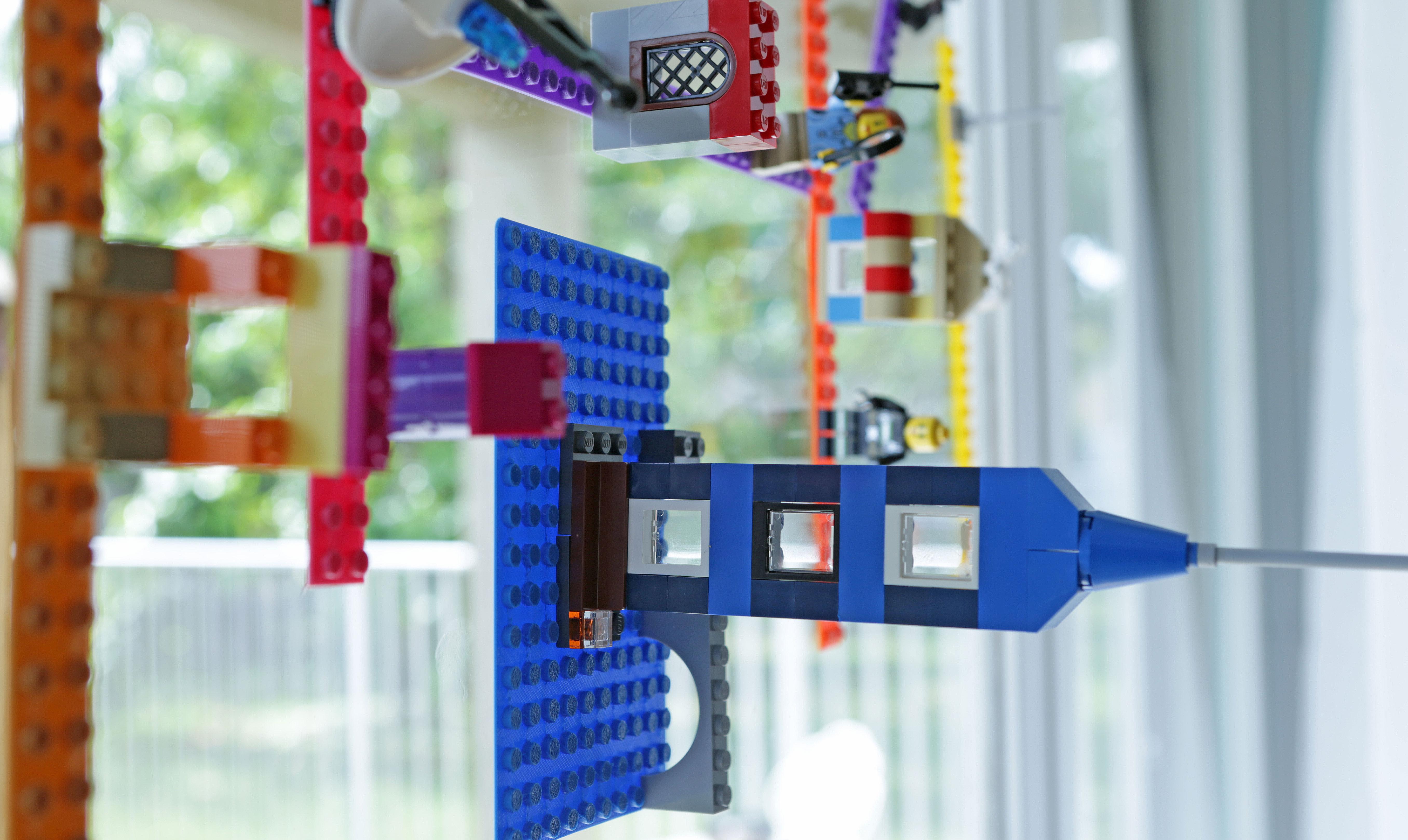 Lego Tape By Adafruit Thingiverse
