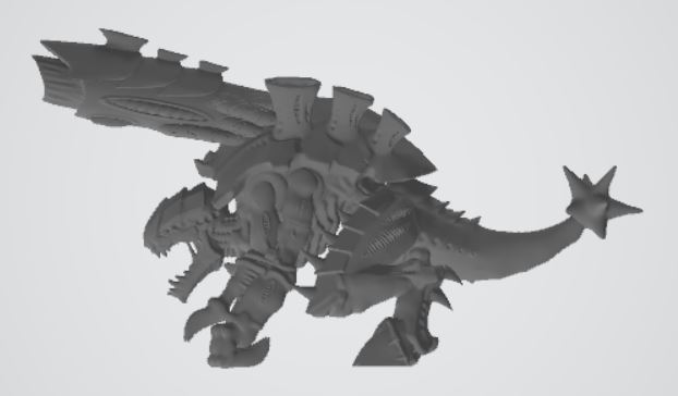 TYRANID EXOCRINEHOMEBREW by YAZOO - Thingiverse