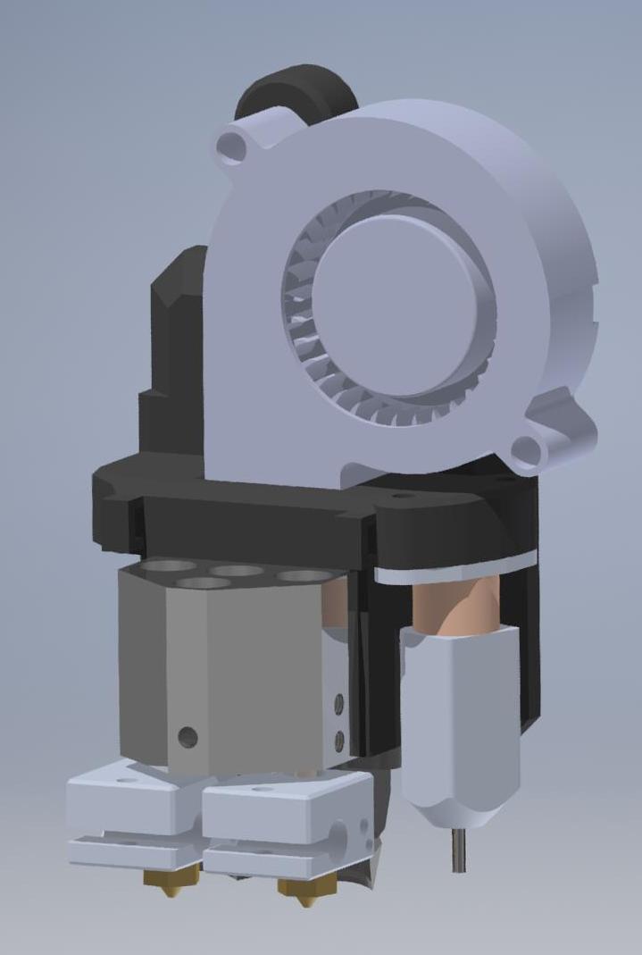 Hypercube Evolution - Chimera Aqua Mount by VirDim - Thingiverse
