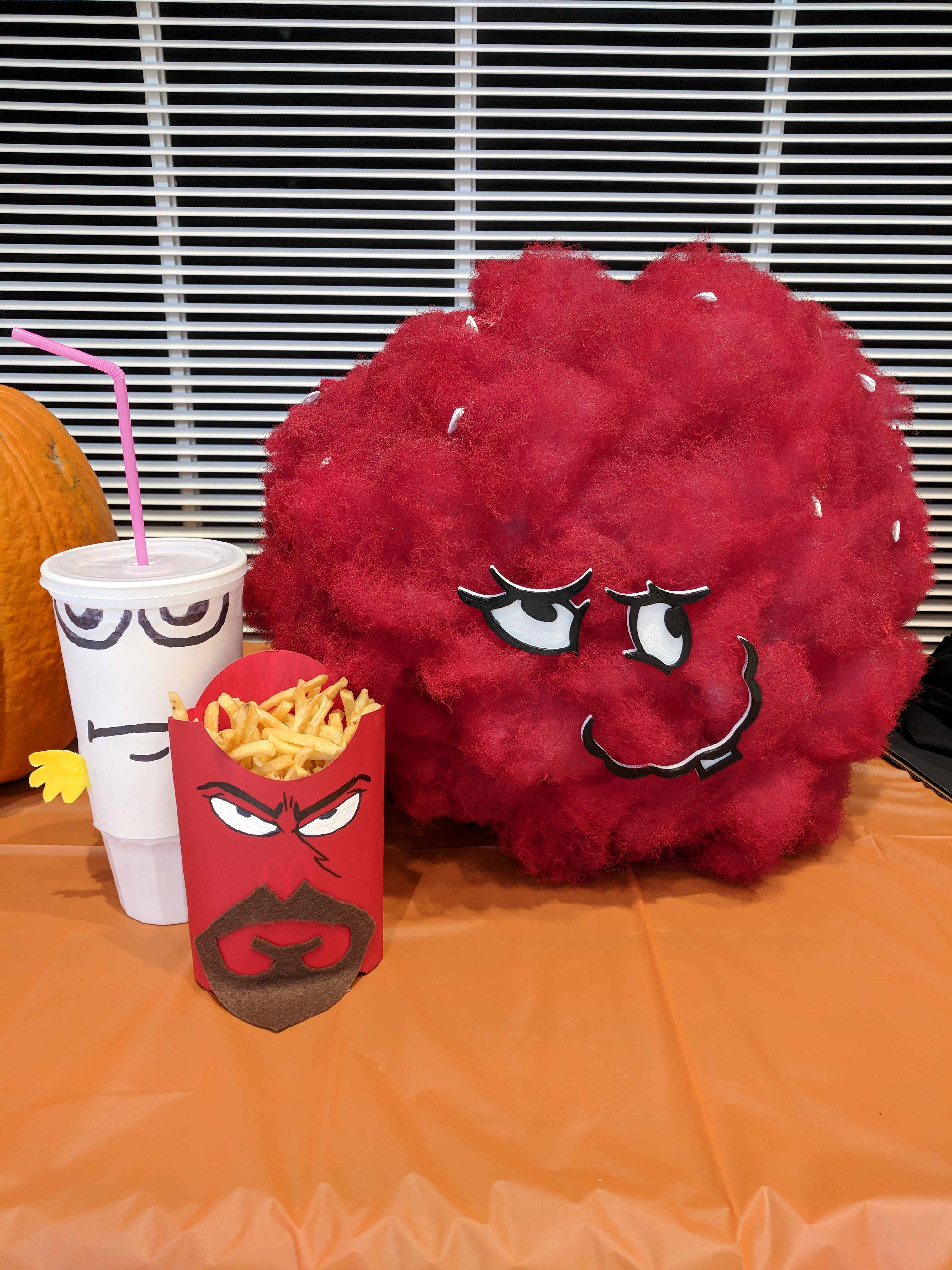 7651be0340458 Meatwad Pumpkin Face Aqua Teen Hunger Force (ATHF). by icefreez Oct 24
