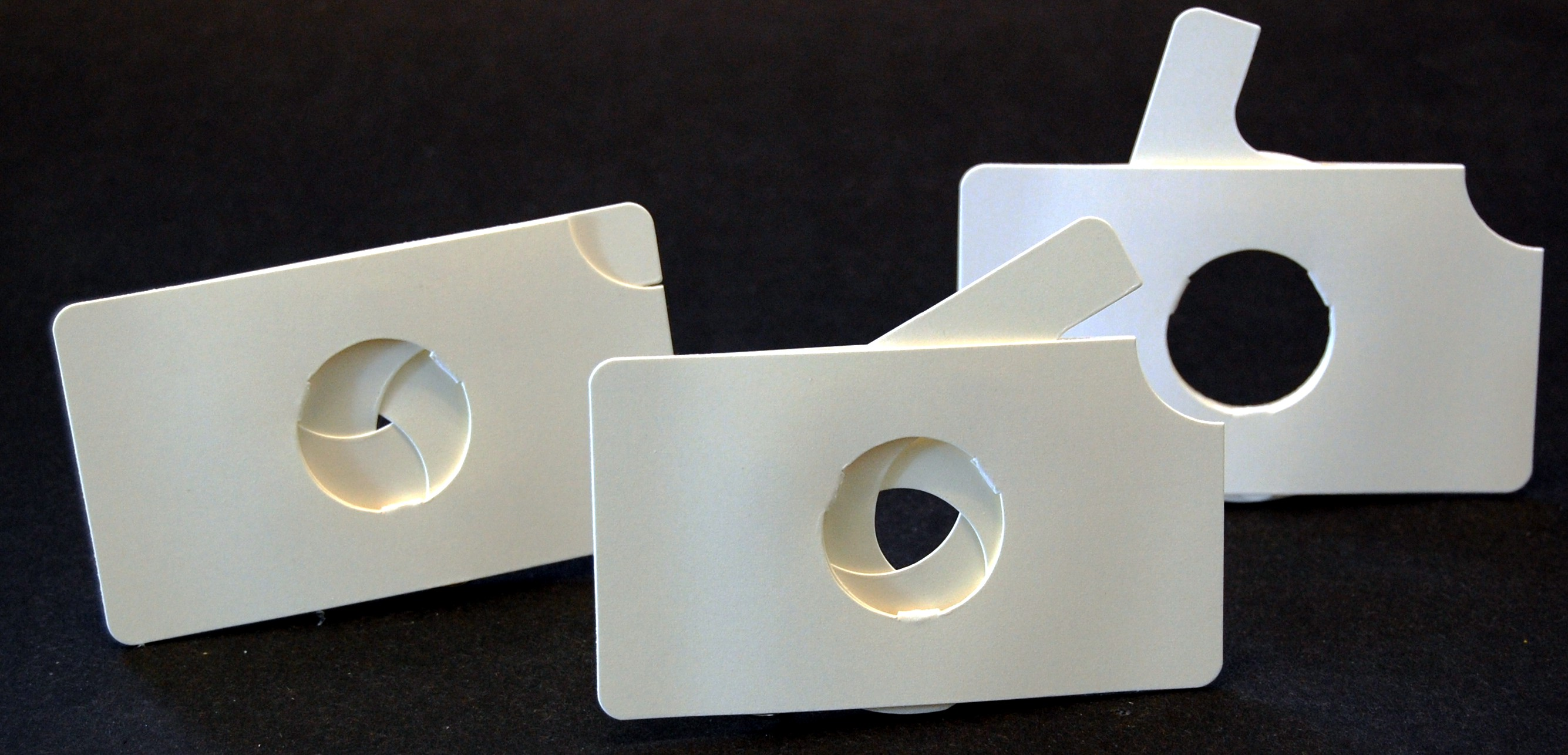 Iris Business Card by clide - Thingiverse