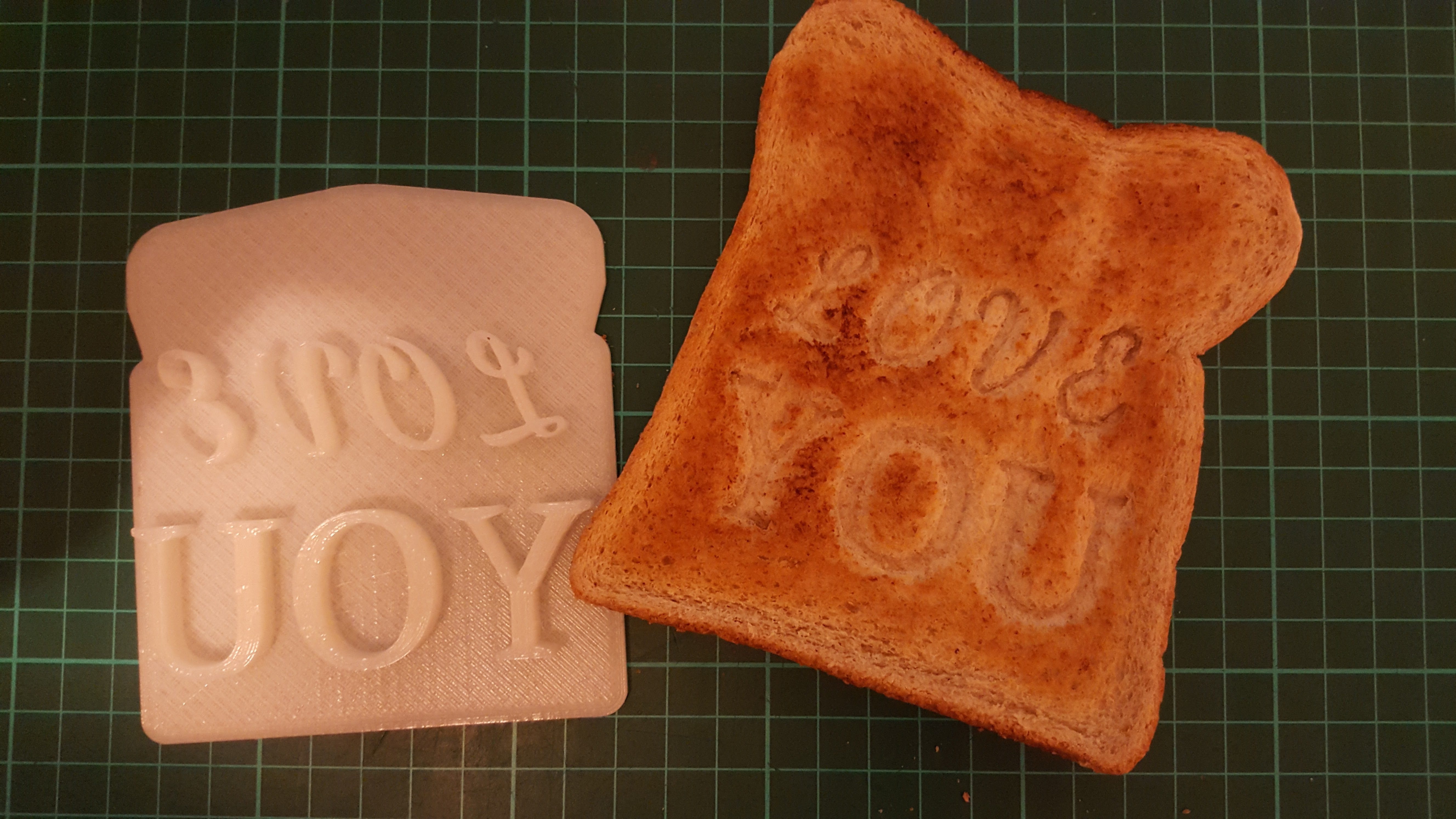 toast stamp how to use