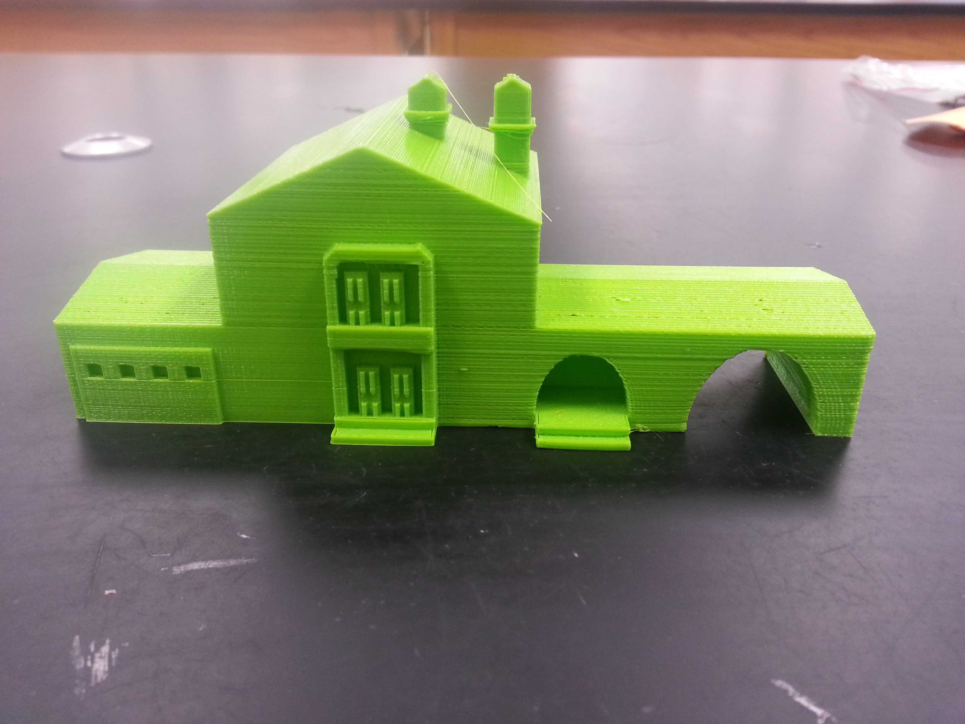 Michael's House GTA5 by mfritz - Thingiverse