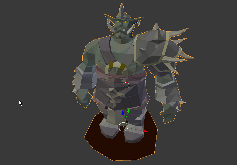 Reupload/fix] Old School Runescape- General Graardor from the