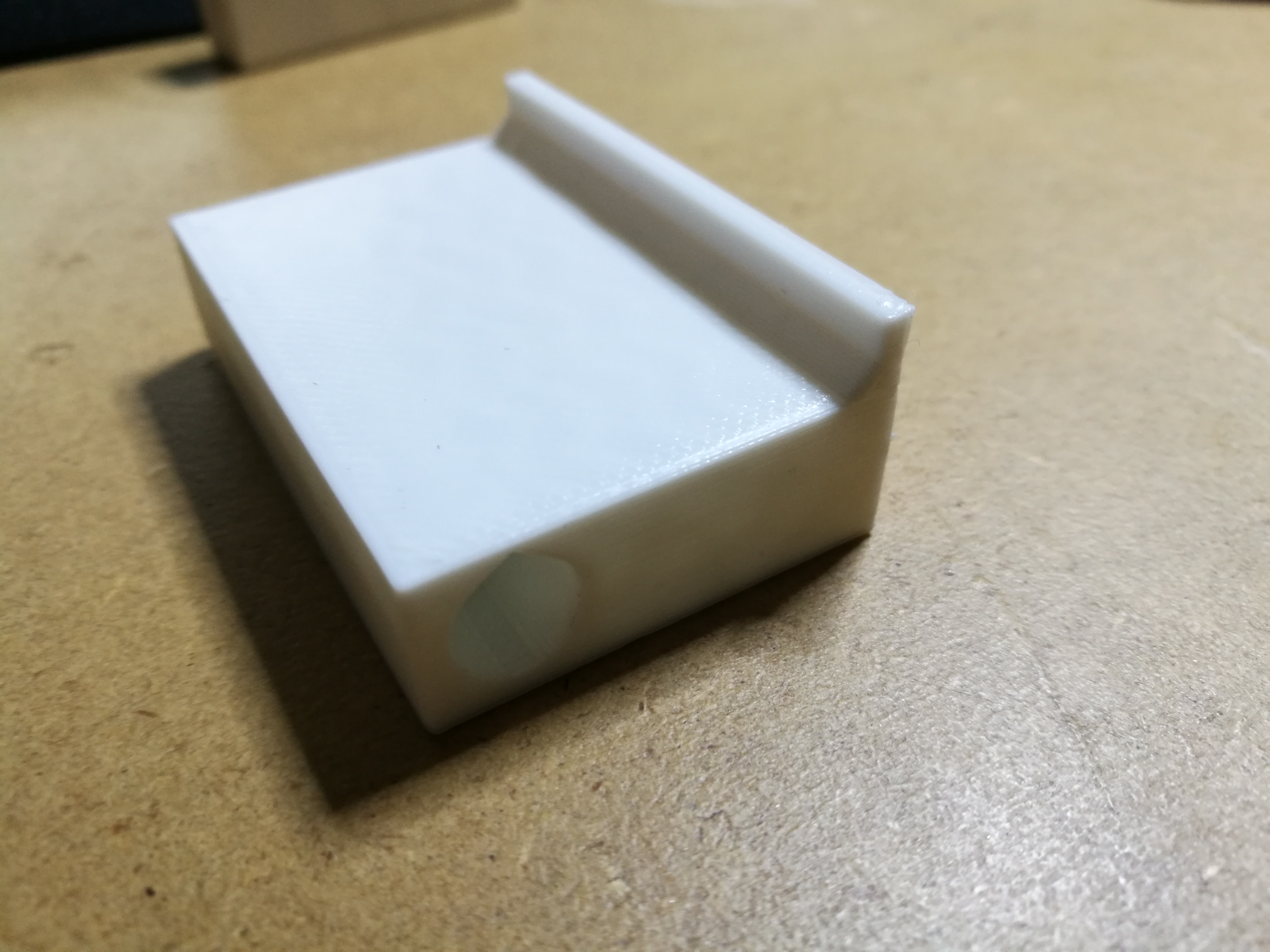 Magnet Holder for Homematic Door Contact by hurr1k4ne