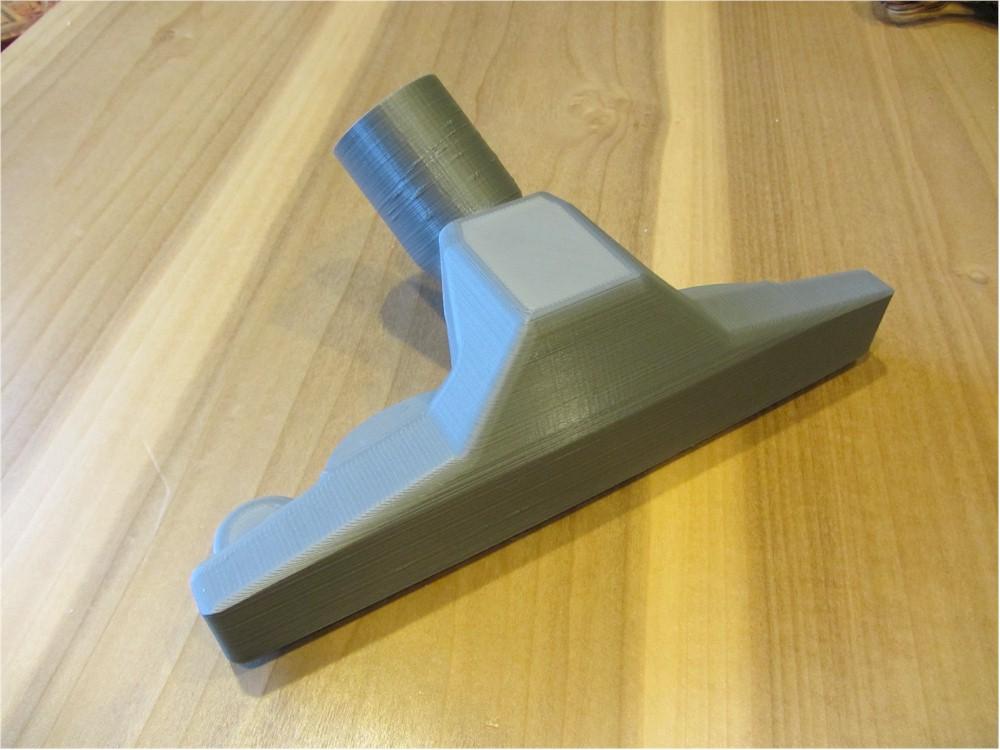 Vacuum Cleaner Hard Floor Tool Shark Rocket By Lobocnc Thingiverse