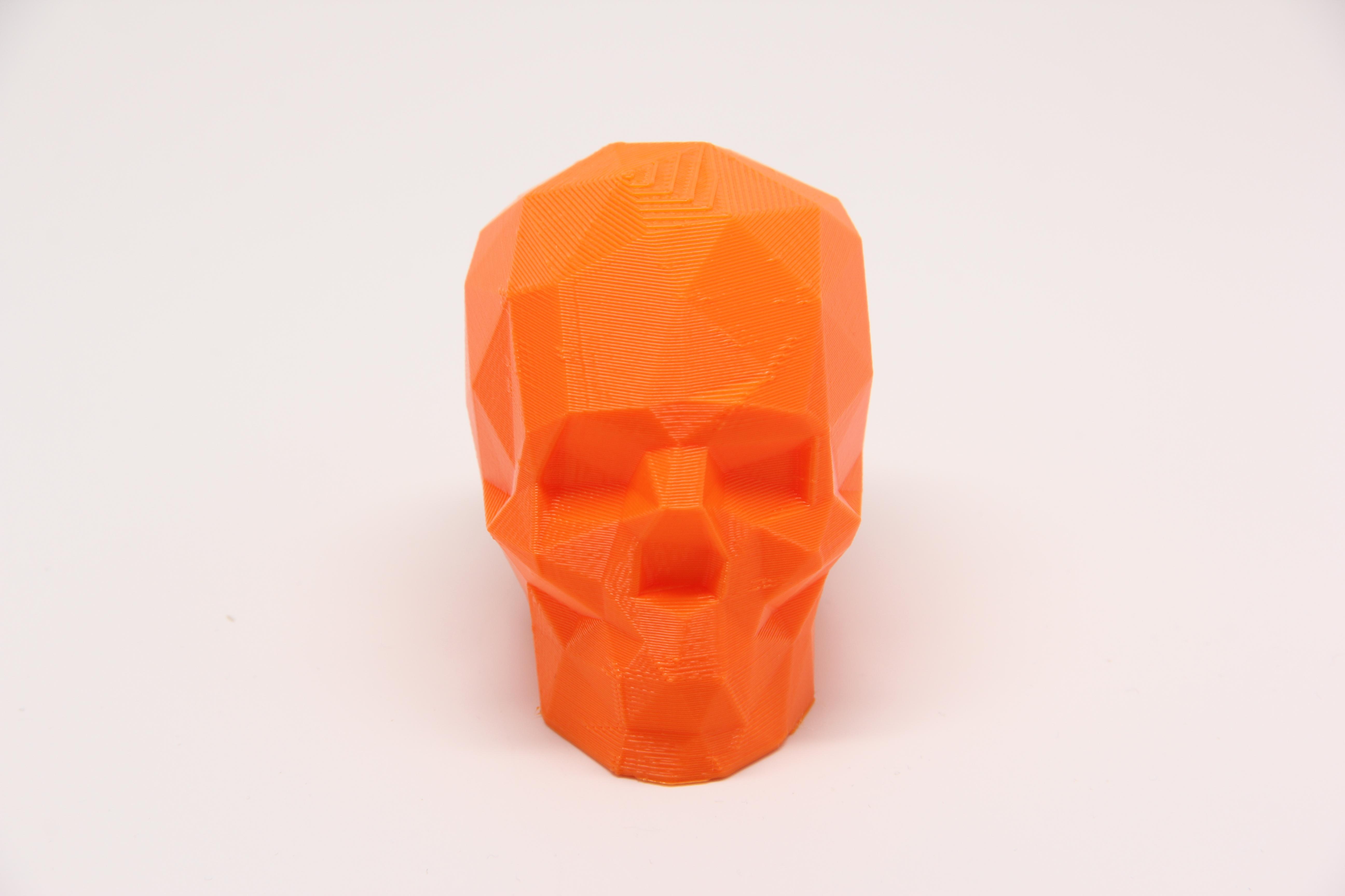 Low Poly Skull by slavikk - Thingiverse