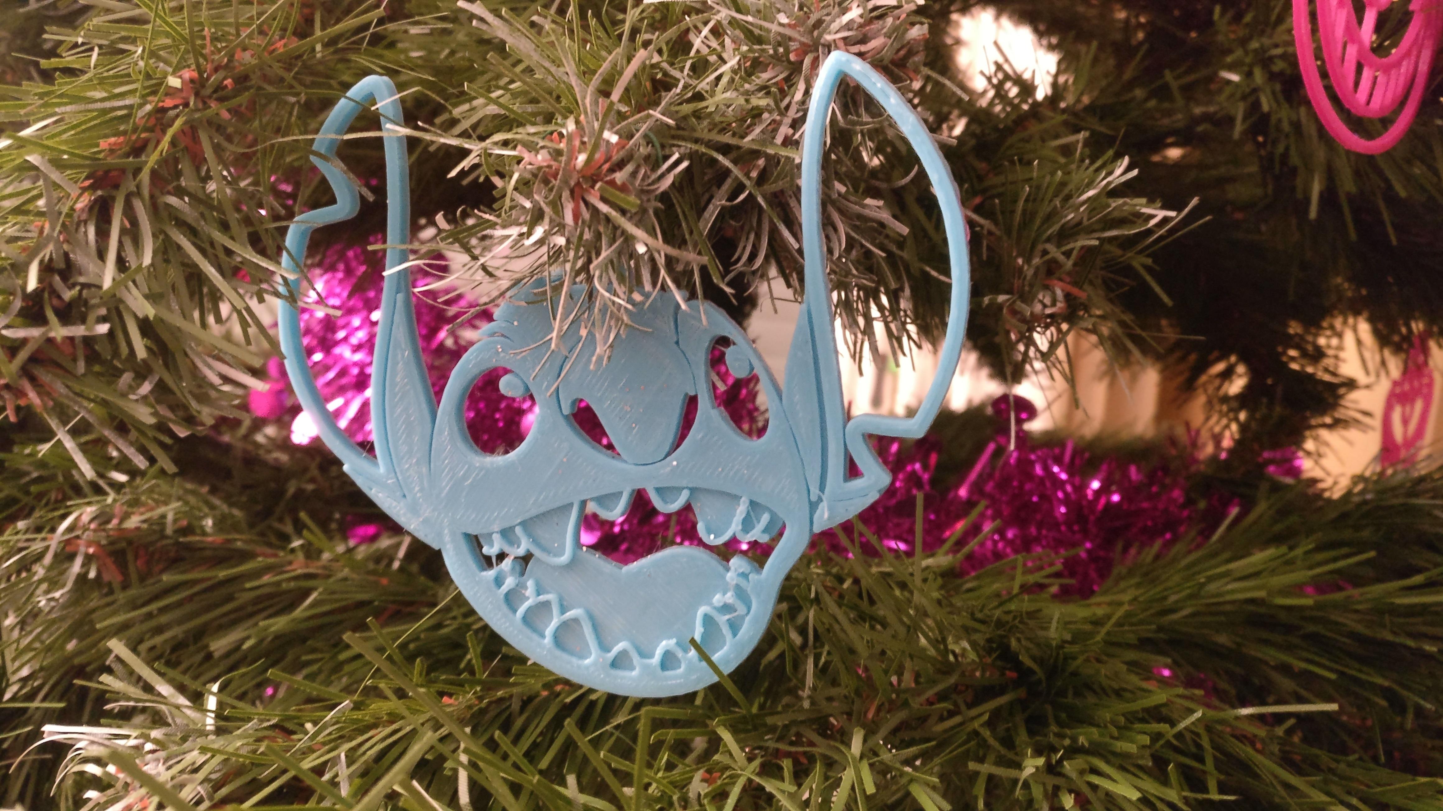 Deco De Noel Originale christmas ornament stitch / décoration de noël stitch