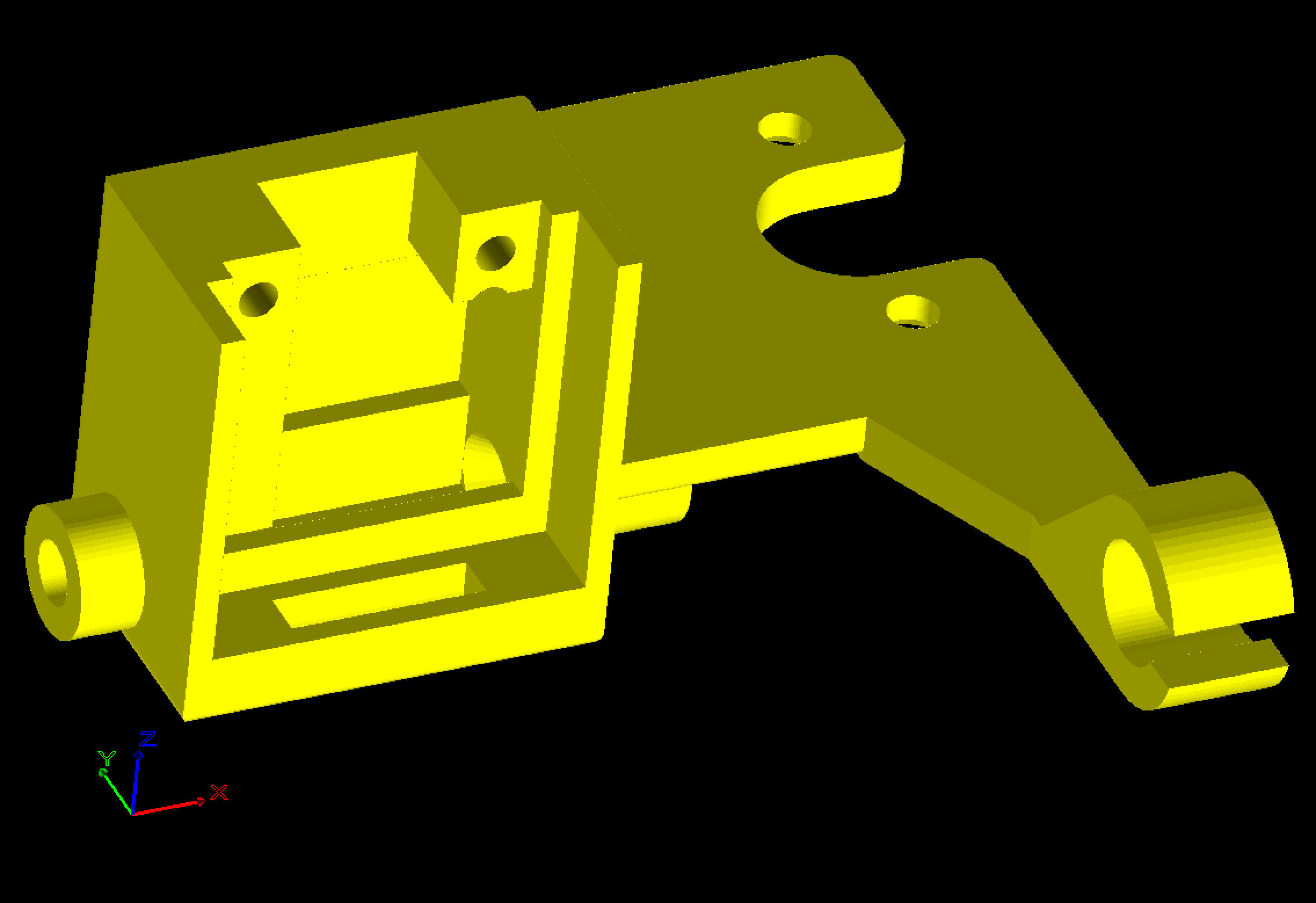 Cr 10 Filament Sensor Guide Cable Strain Relief By Blankman