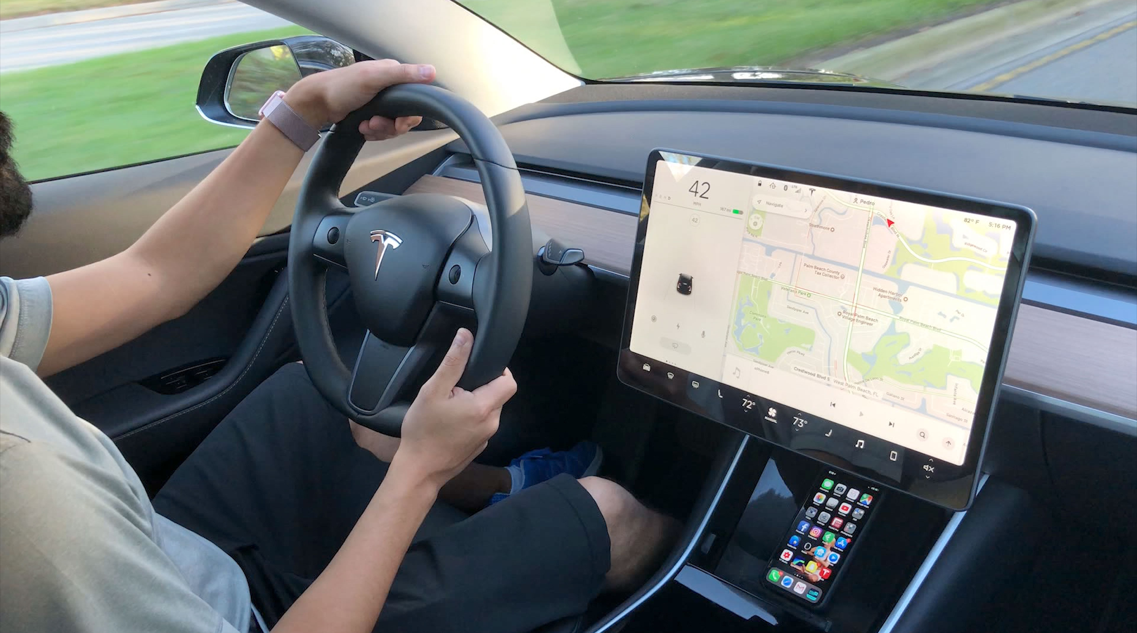 wireless qi charger for tesla model 3 by adafruit thingiverse rh thingiverse com