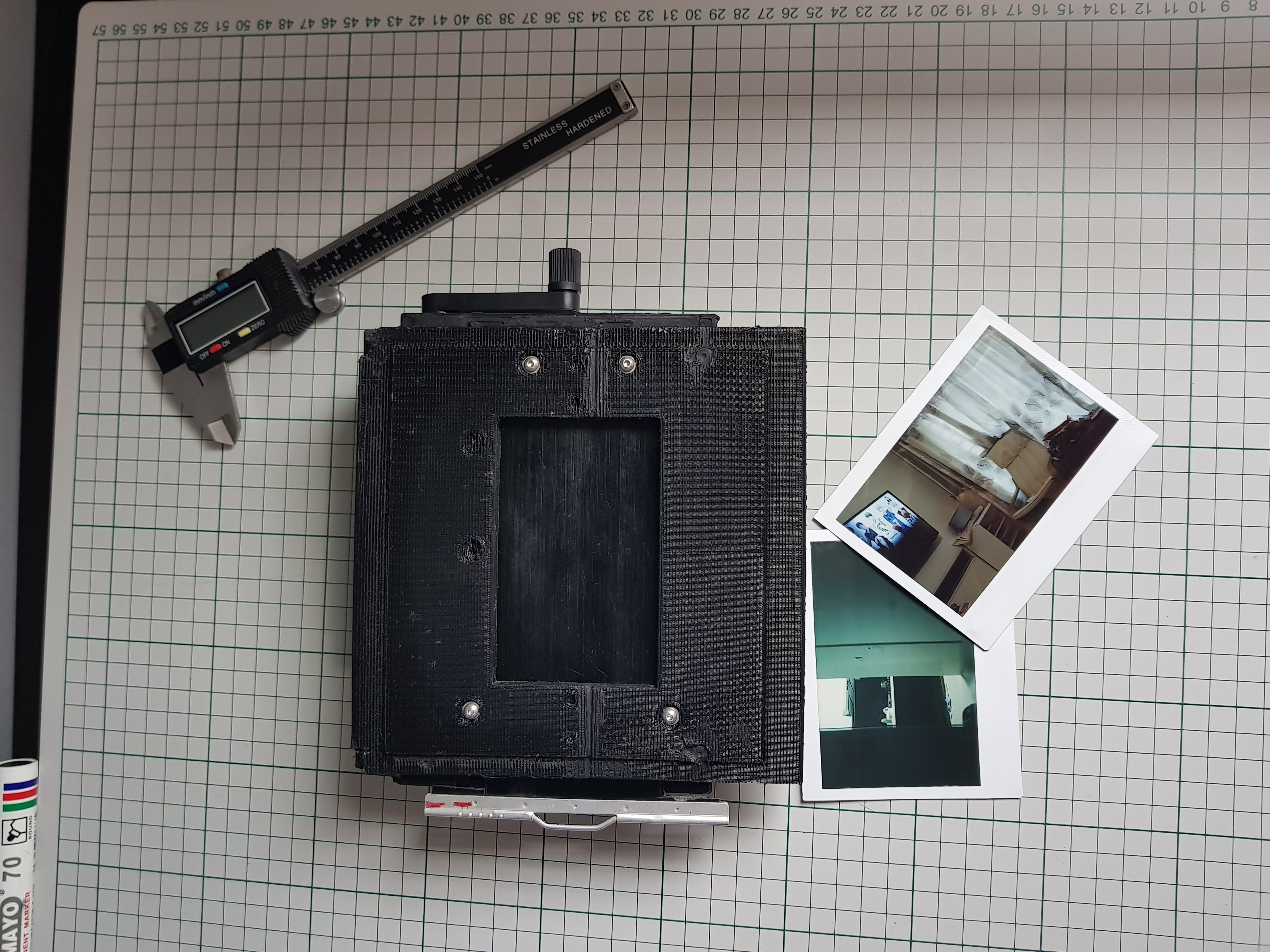 Instax Back Adapted to Tachihara by geyes30 - Thingiverse