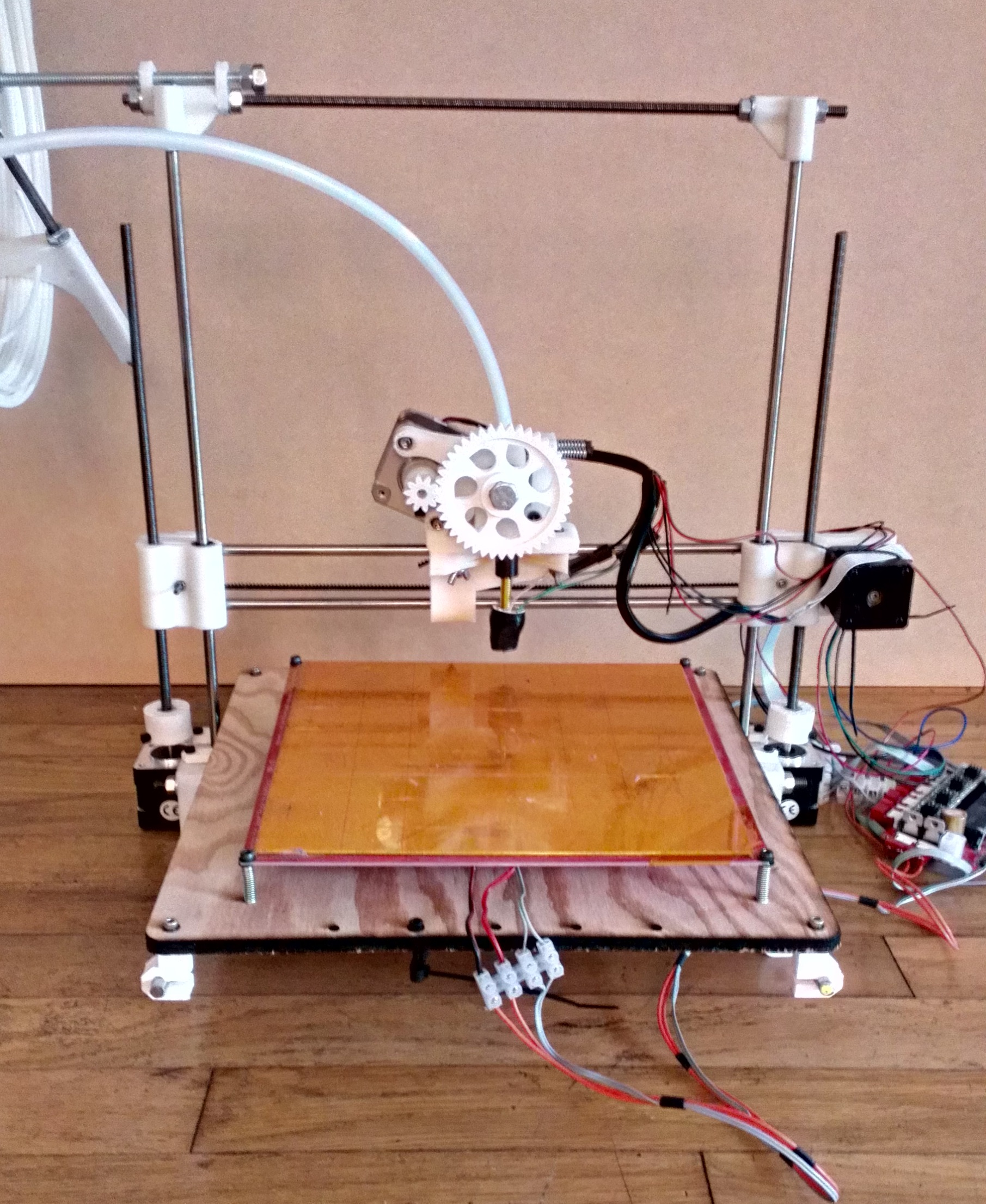 Reprap Wallace By Whosawhatsis Thingiverse Wiring Diagram