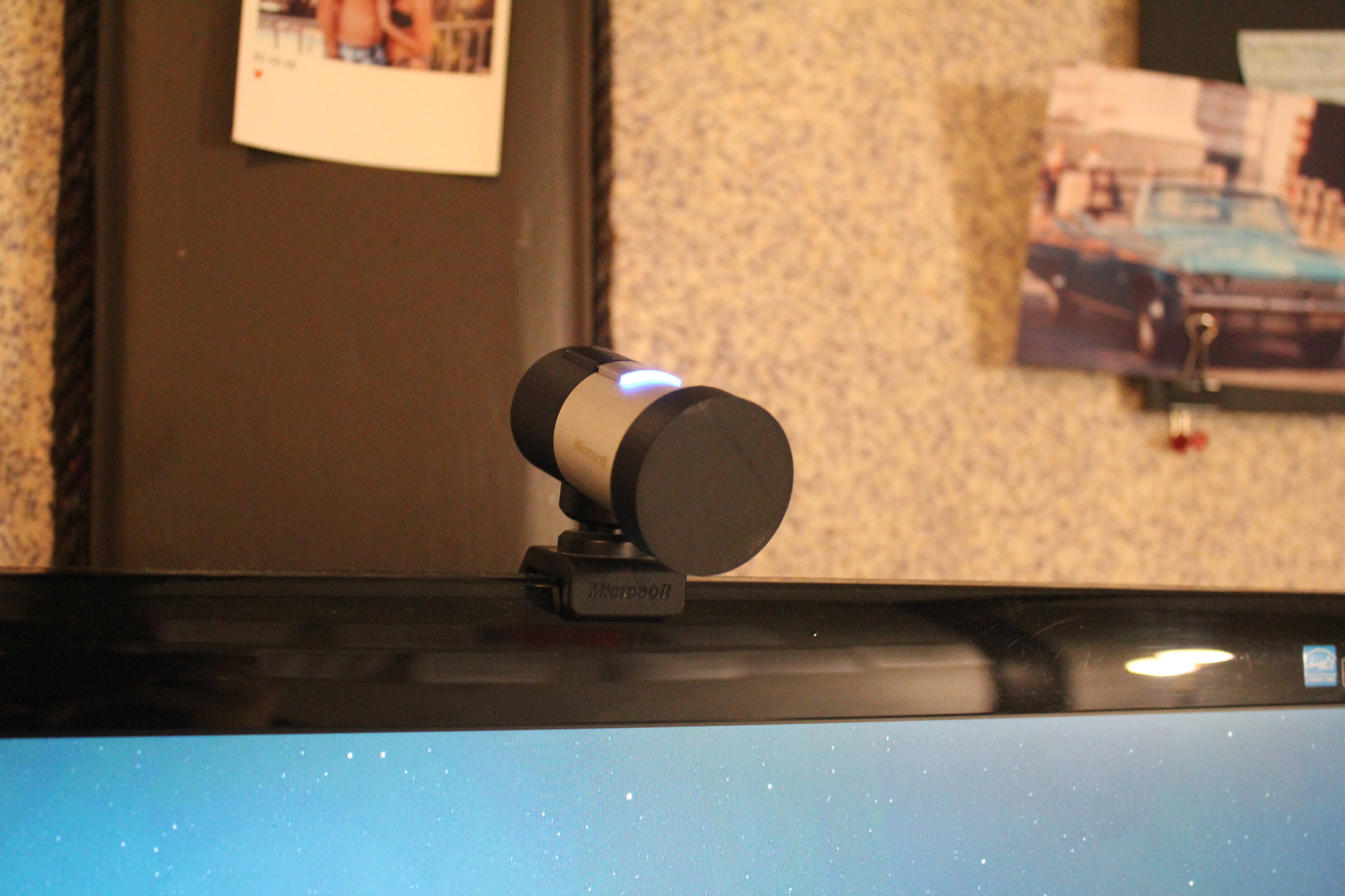 Microsoft LifeCam Studio Cap by Heavych - Thingiverse