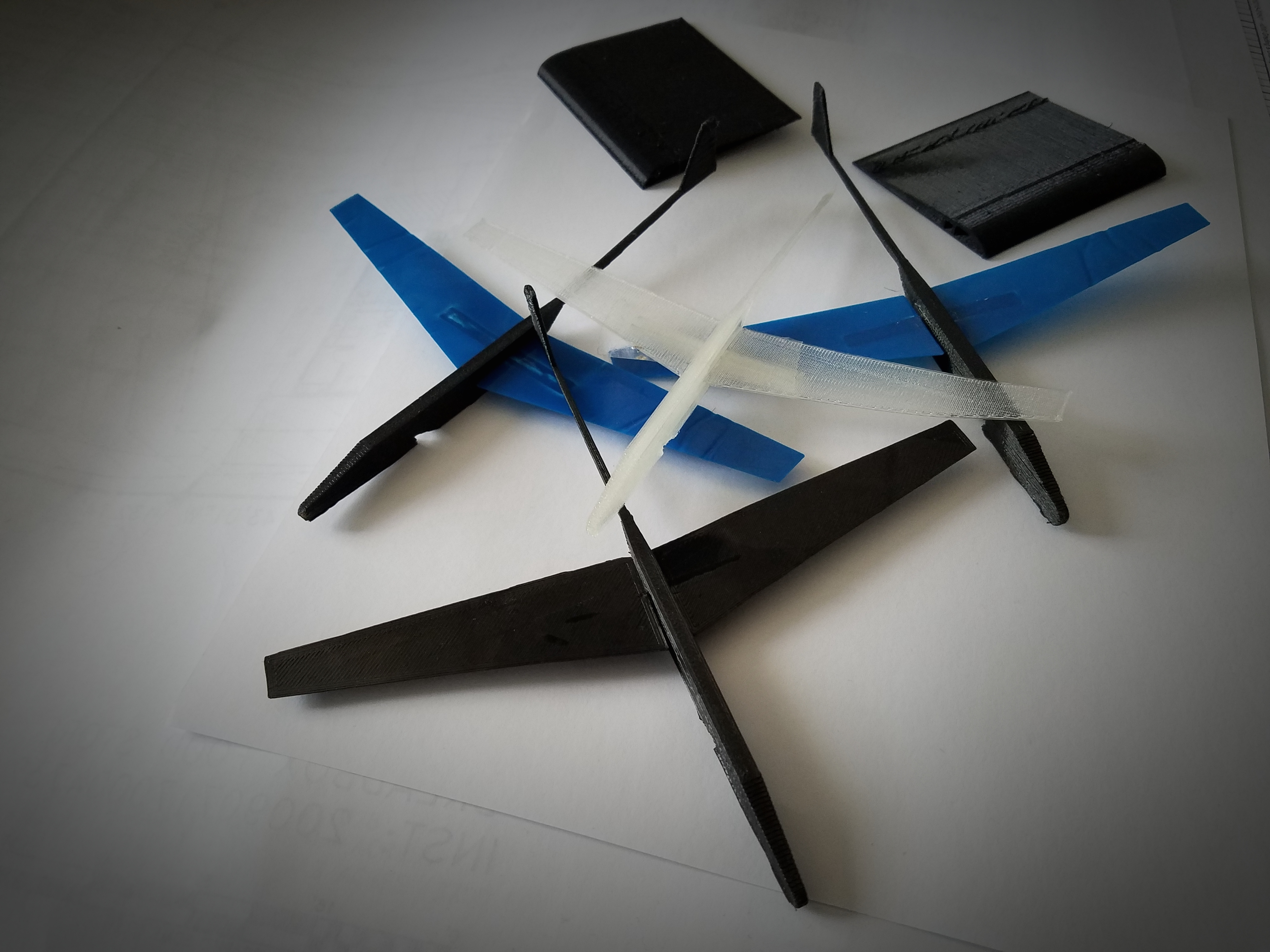 Project: Rubberband Glider by insane66 - Thingiverse