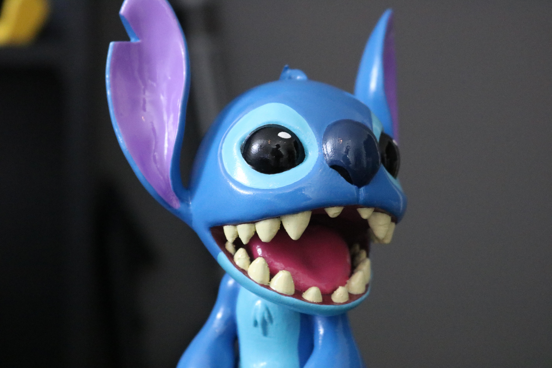 Stitch [Lilo and Stitch] by ChaosCoreTech - Thingiverse