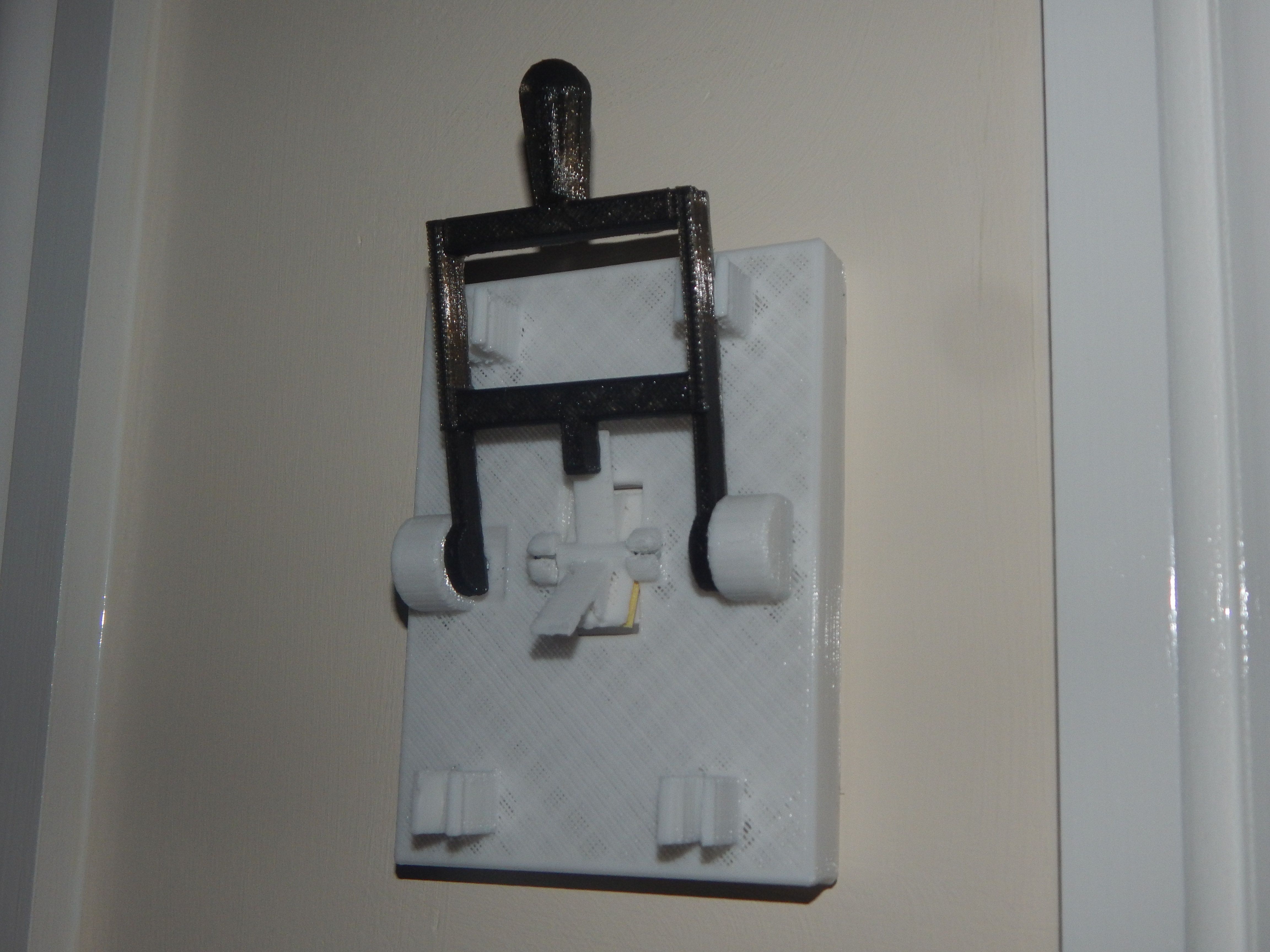 Frankenstein Light Switch for alternate switch style by ...