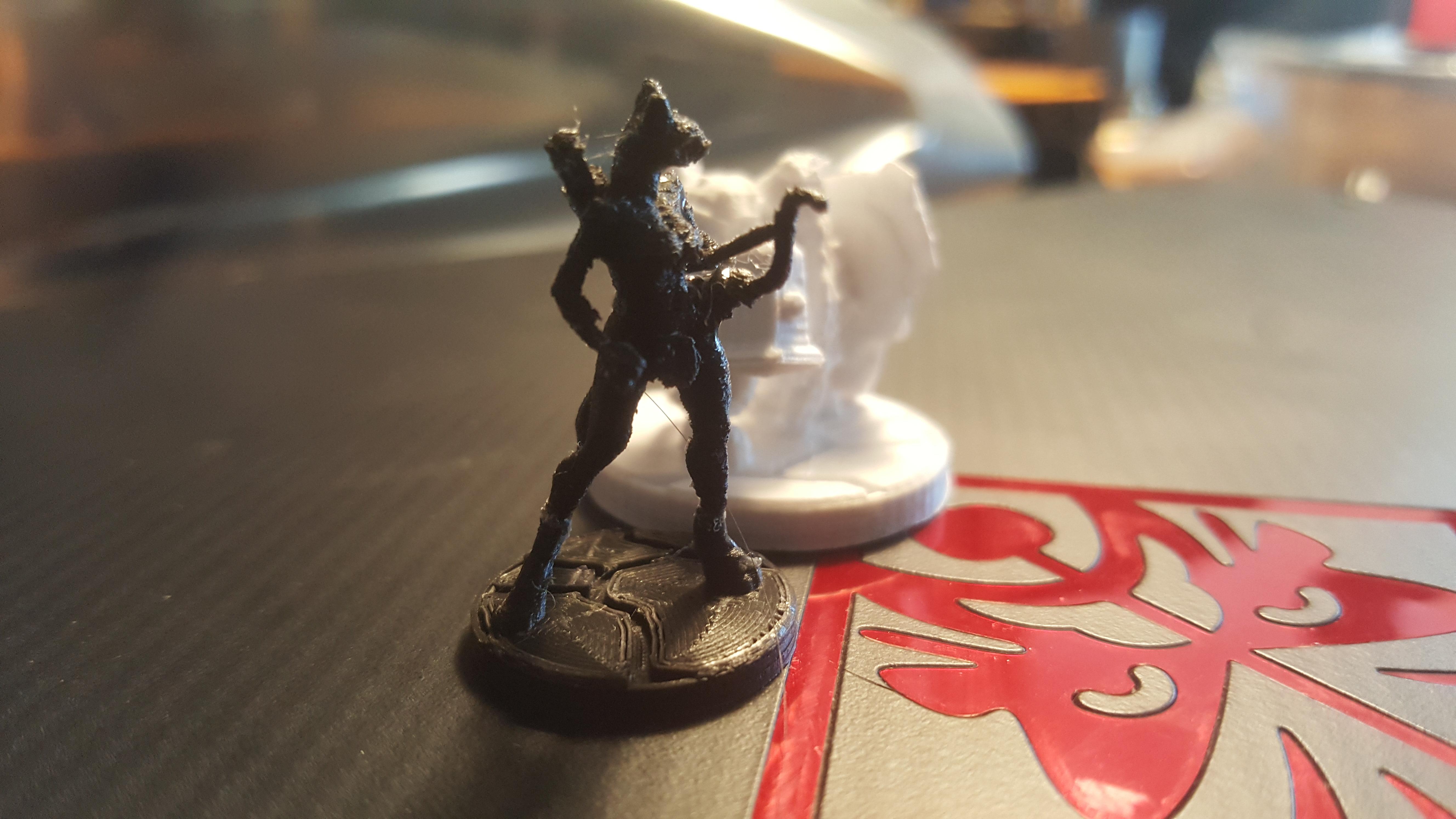 Tabaxi Ranger/Rogue by chocoman88 - Thingiverse