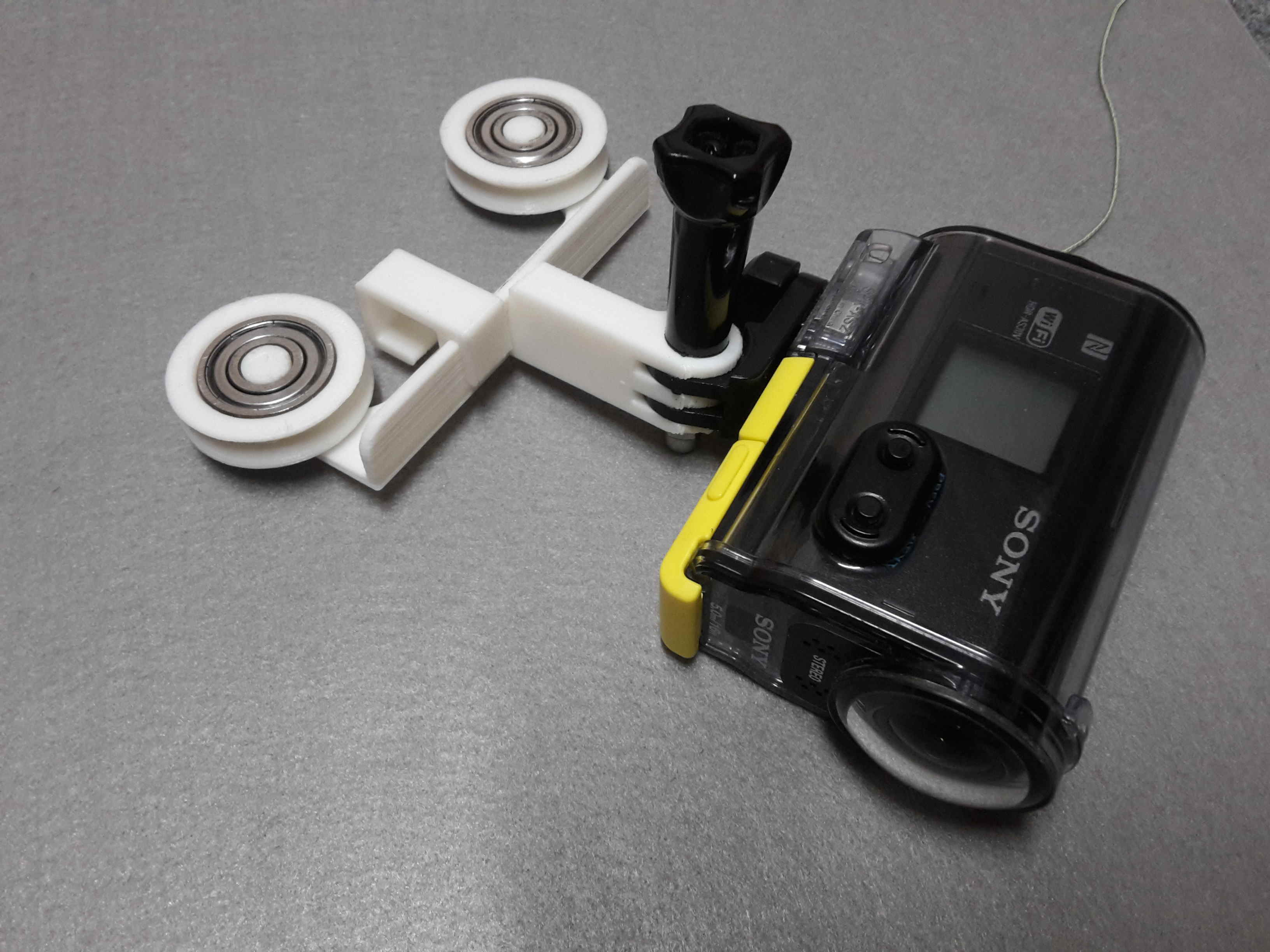 Action cable cam by lassealm May 26 2015 View Original