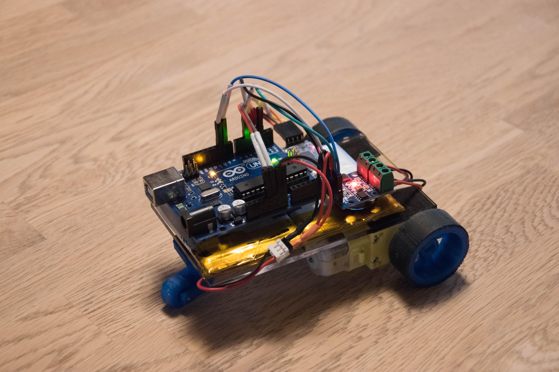 Arduino Bluetooth Robot (Ec-Projects) by EcTechTime