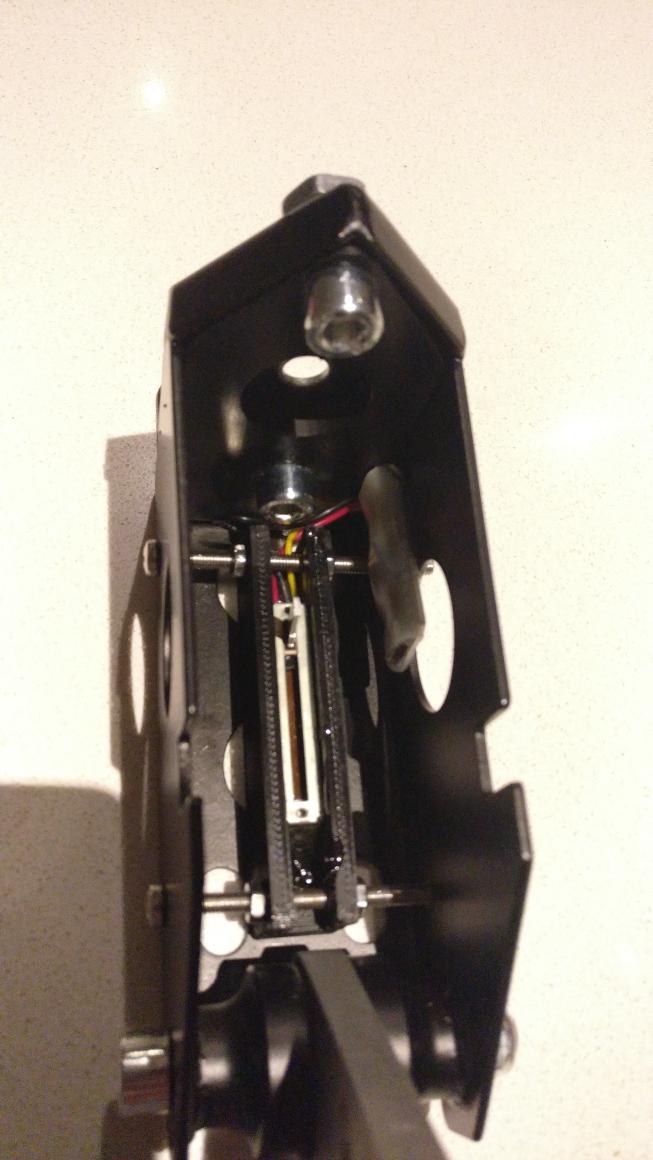 Amstudio SIM Racing Handbrake Alternate Parts by hawker180 - Thingiverse
