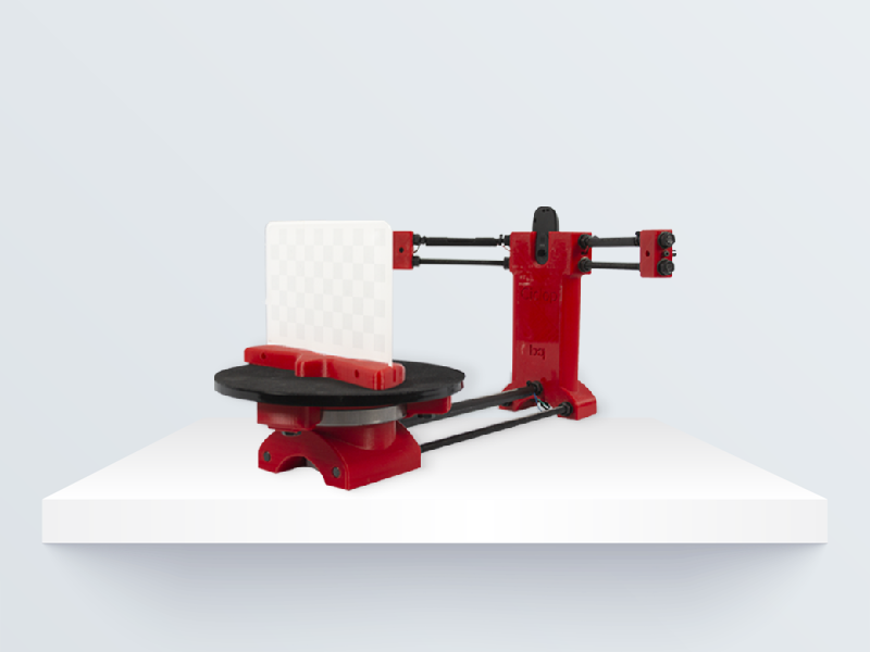 Ciclop 3D Scanner by bq3D - Thingiverse