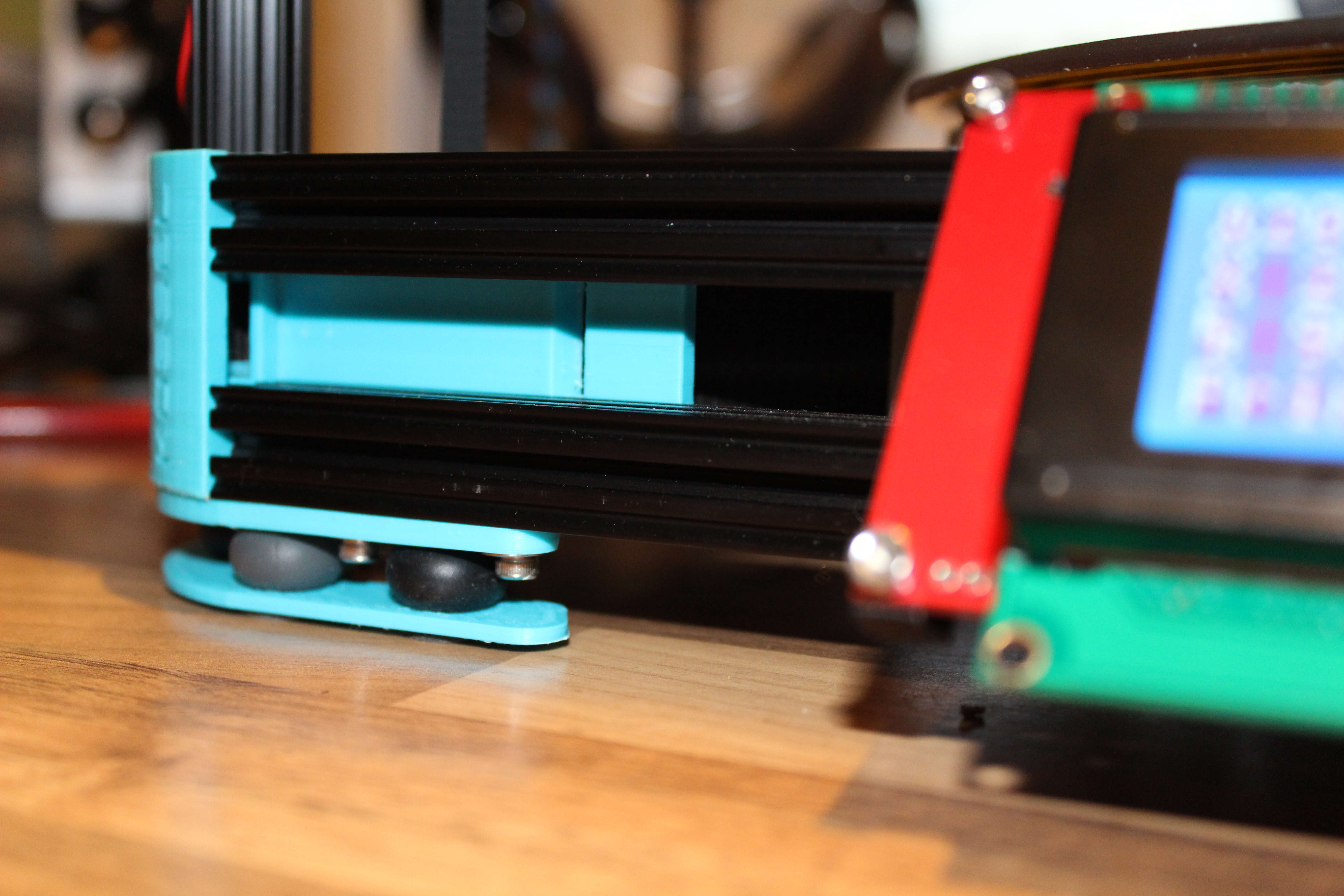 Vibration In Foot >> Kossel Xl Anti Vibration Foot By Skydro Thingiverse