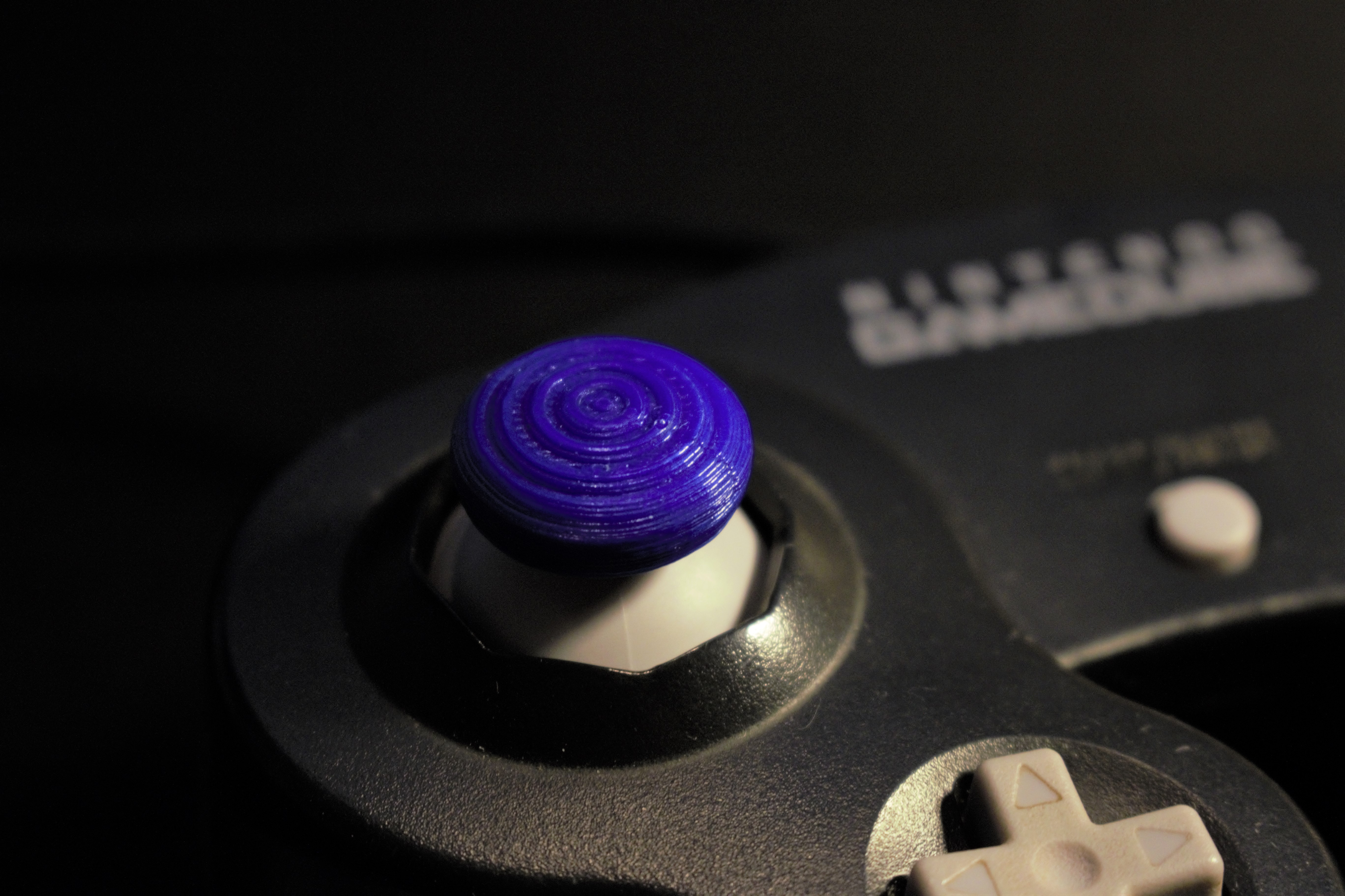 Gamecube Controller Joystick Caps by Z80nm - Thingiverse